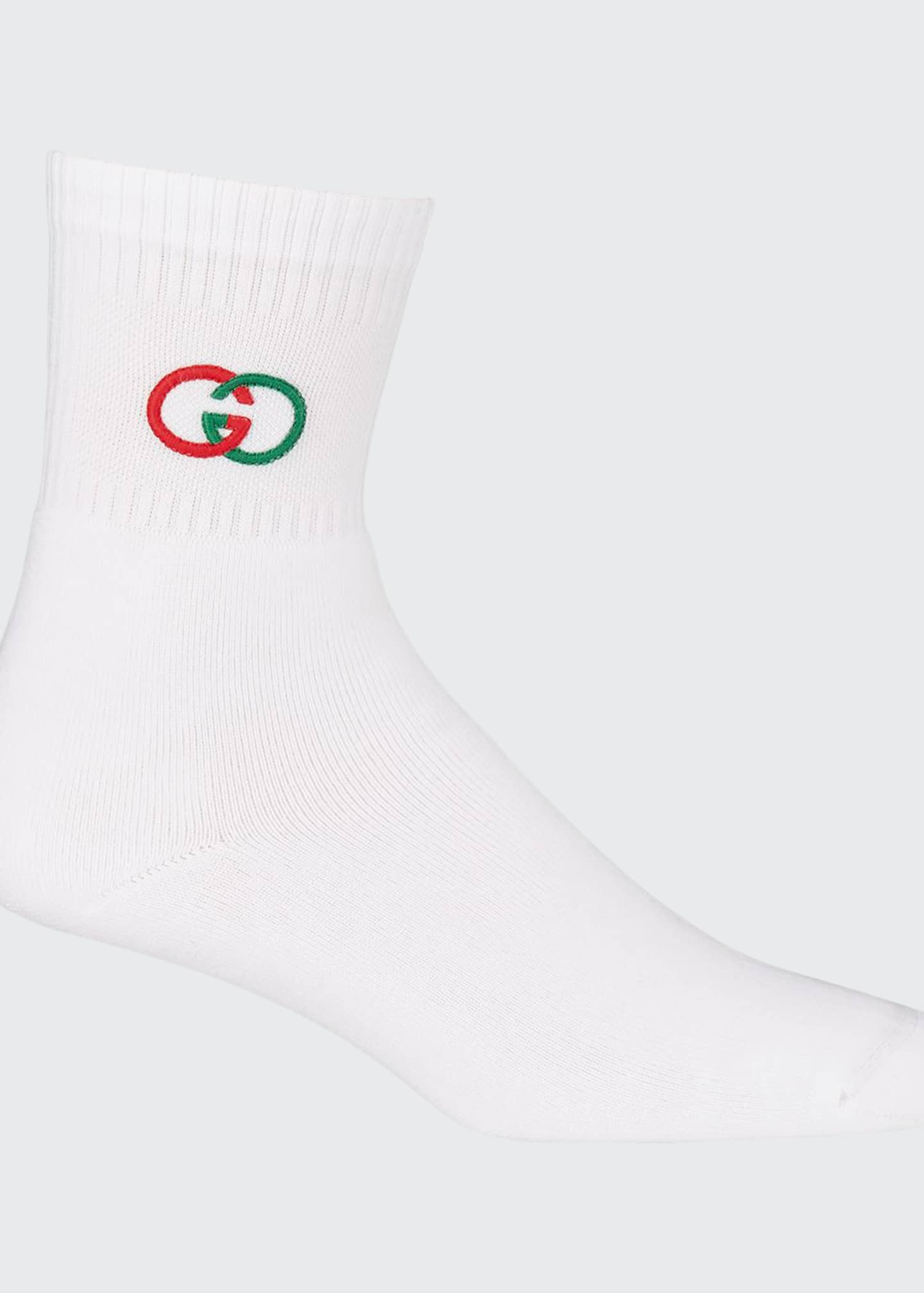 Gucci Men's GG Pong Tube Socks