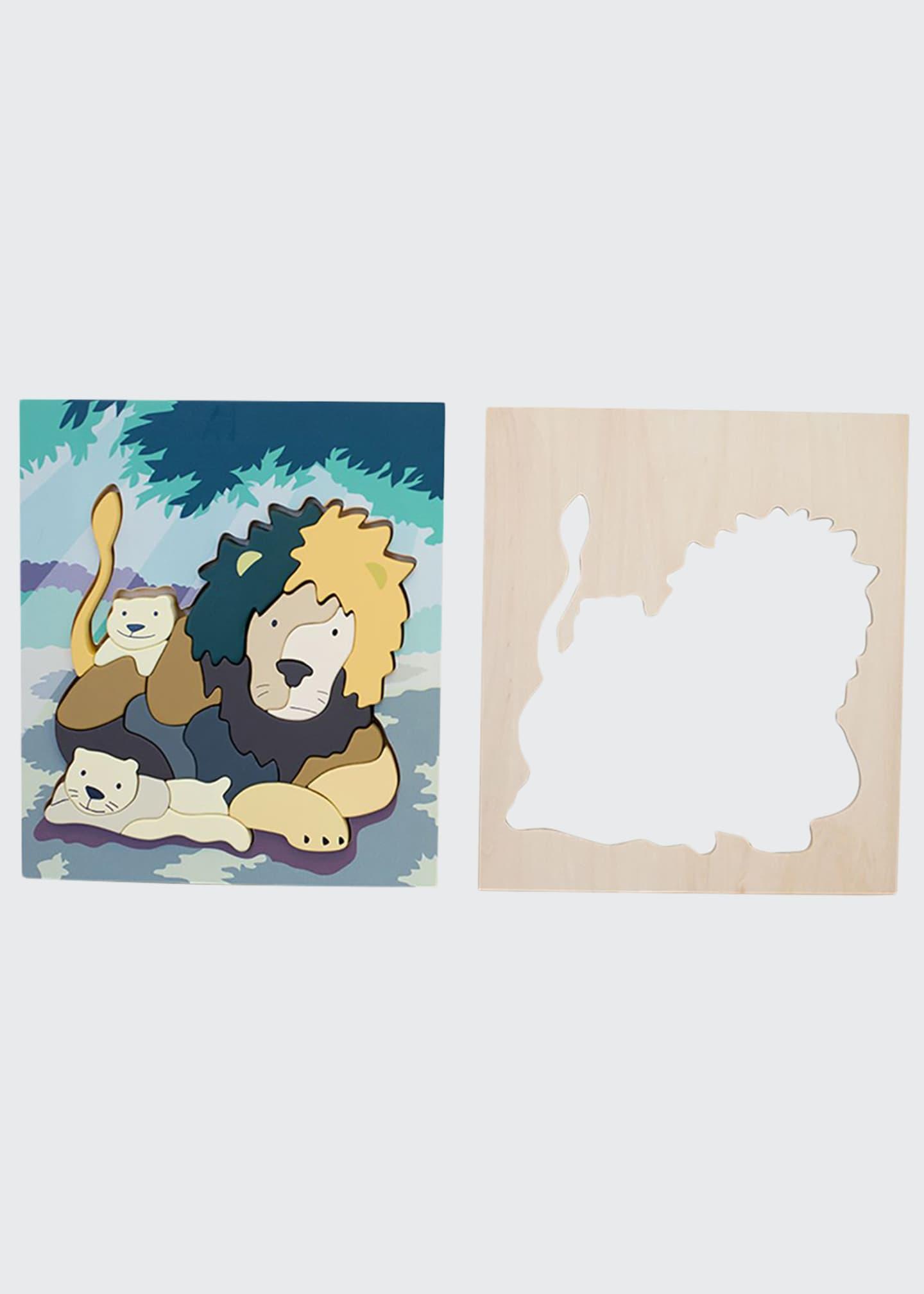Eguchi Lion Puzzle