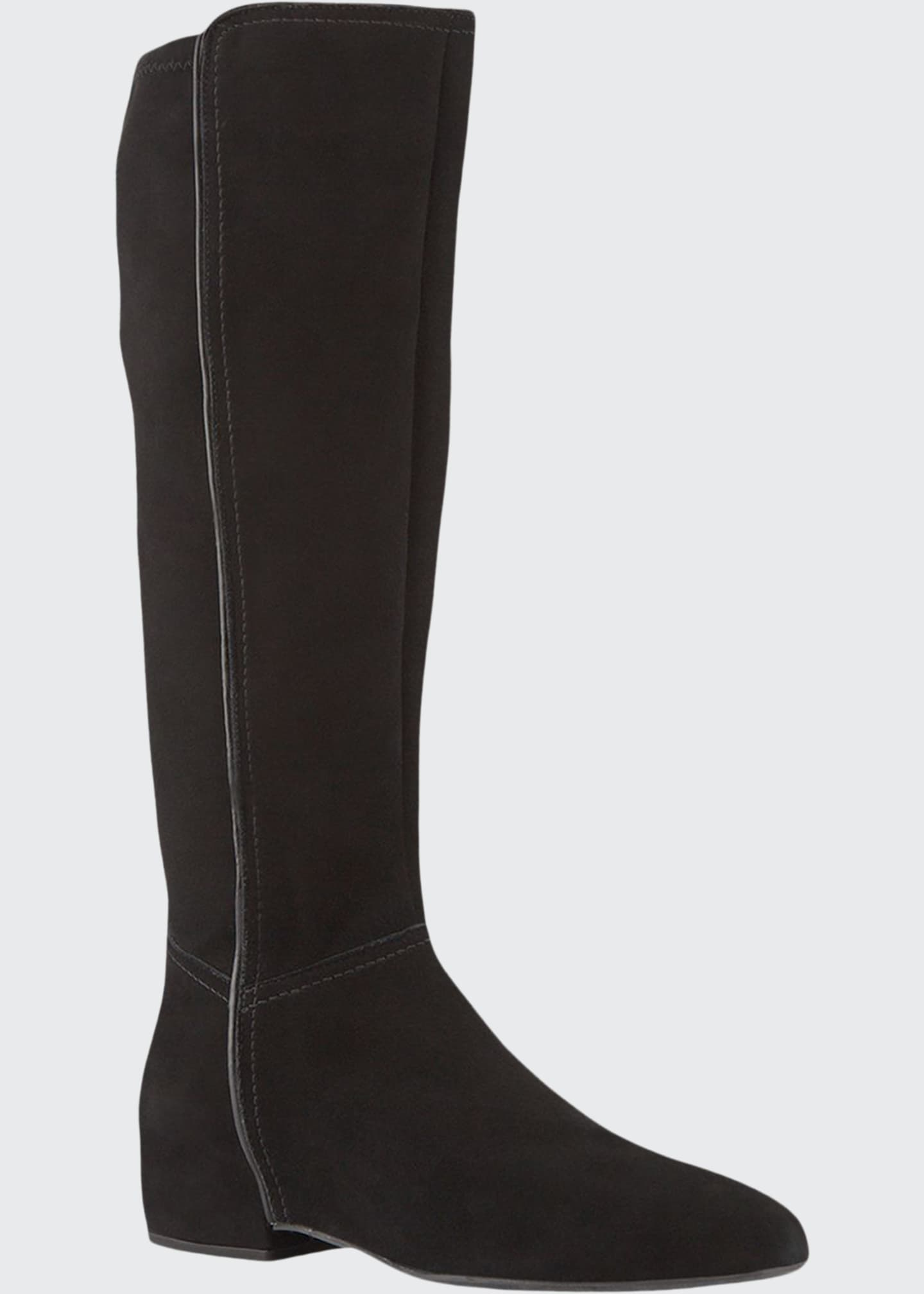 Aquatalia Ursele Stretch Knee Boots