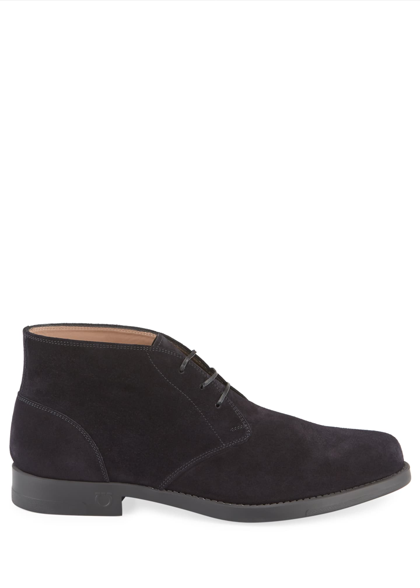 Image 3 of 3: Men's Sachie-2 Lightweight Suede Chukka Boots