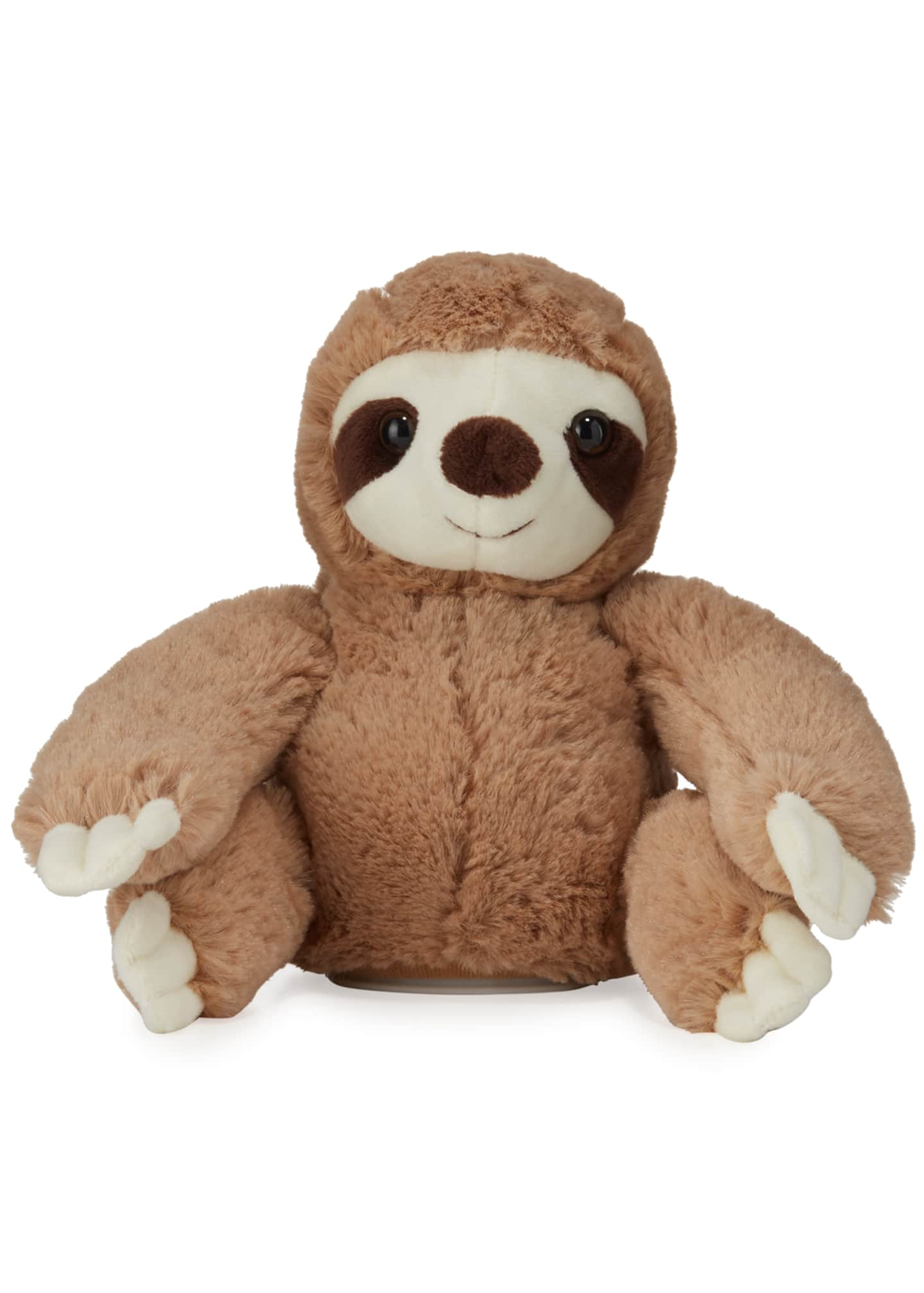 Two's Company Speak and Repeat Sloth Plush Toy