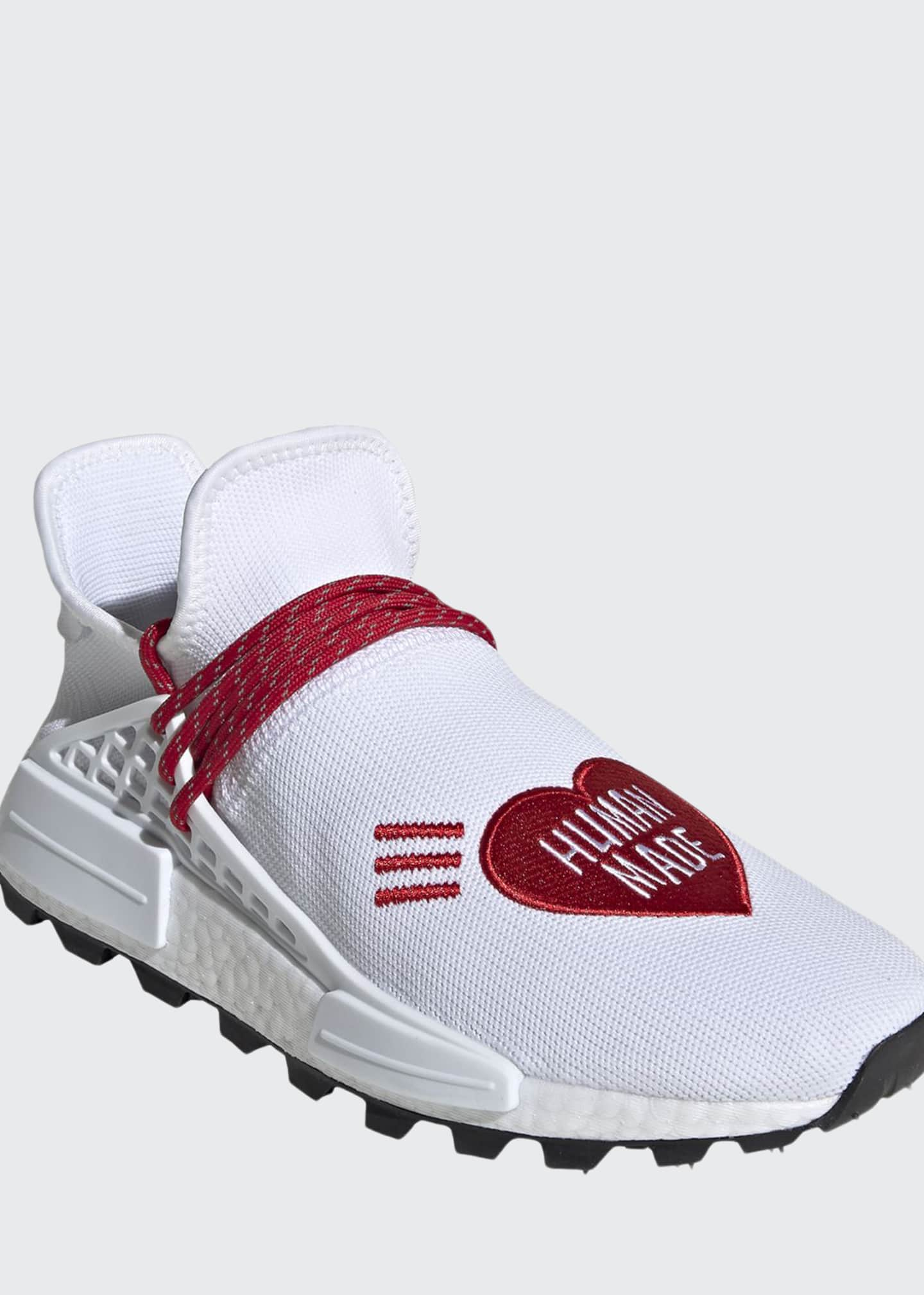 adidas x Pharrell Williams Men's NMD Human Made