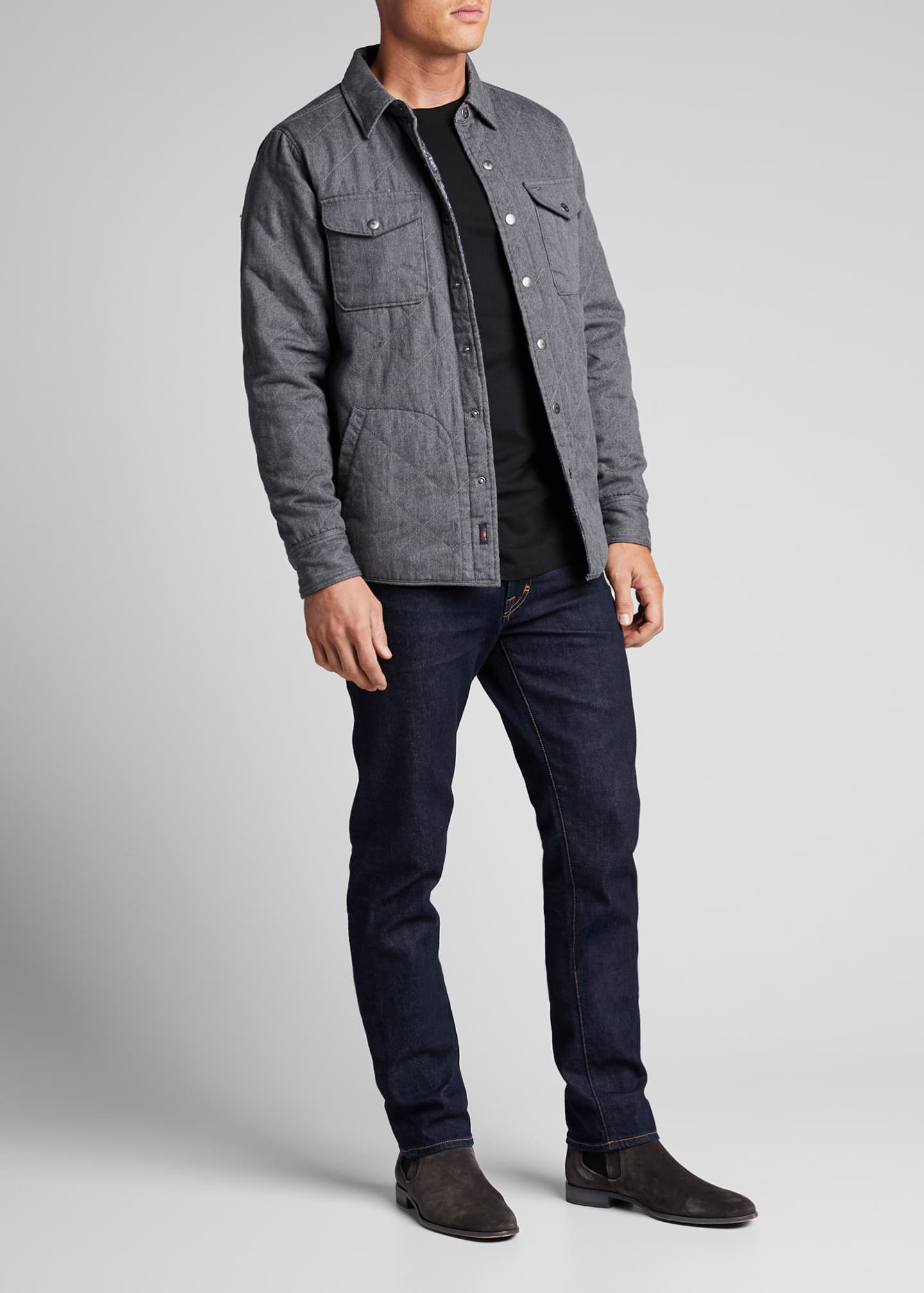 Faherty Men's Reversible Bondi Jacket