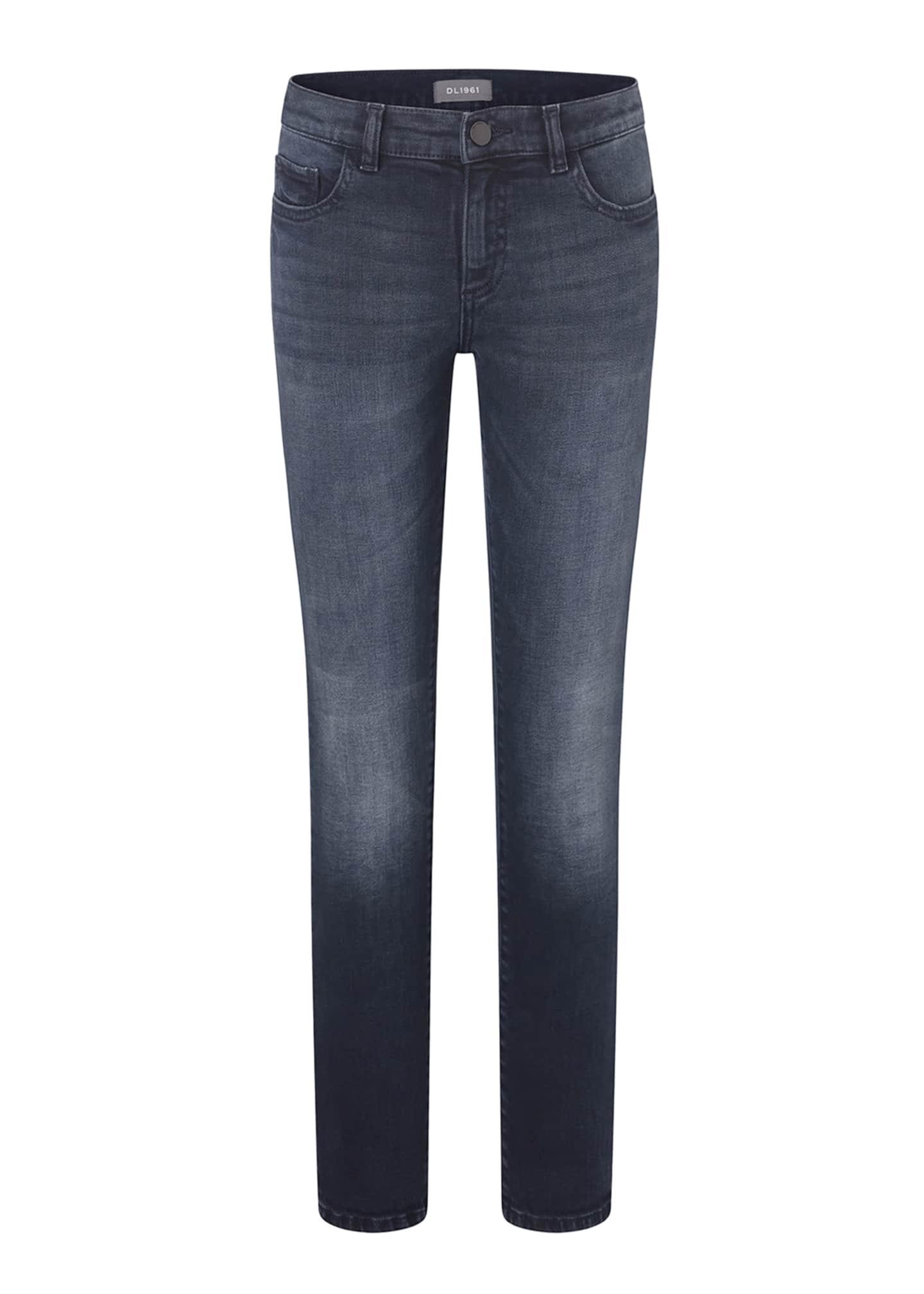 DL 1961 Boys' Zayne Super Skinny Jeans, Toddler