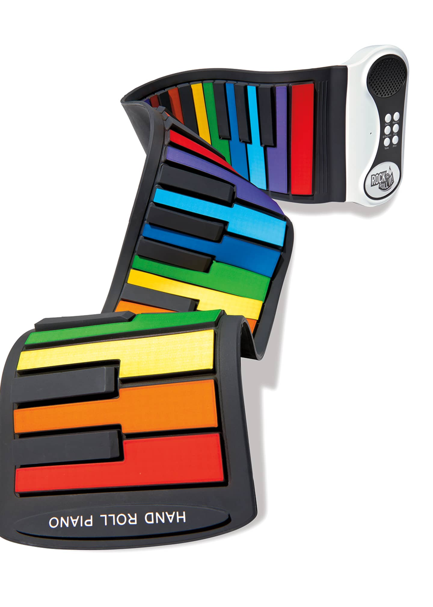 Image 1 of 1: Kids' Rock and Roll It Rainbow Piano Toy