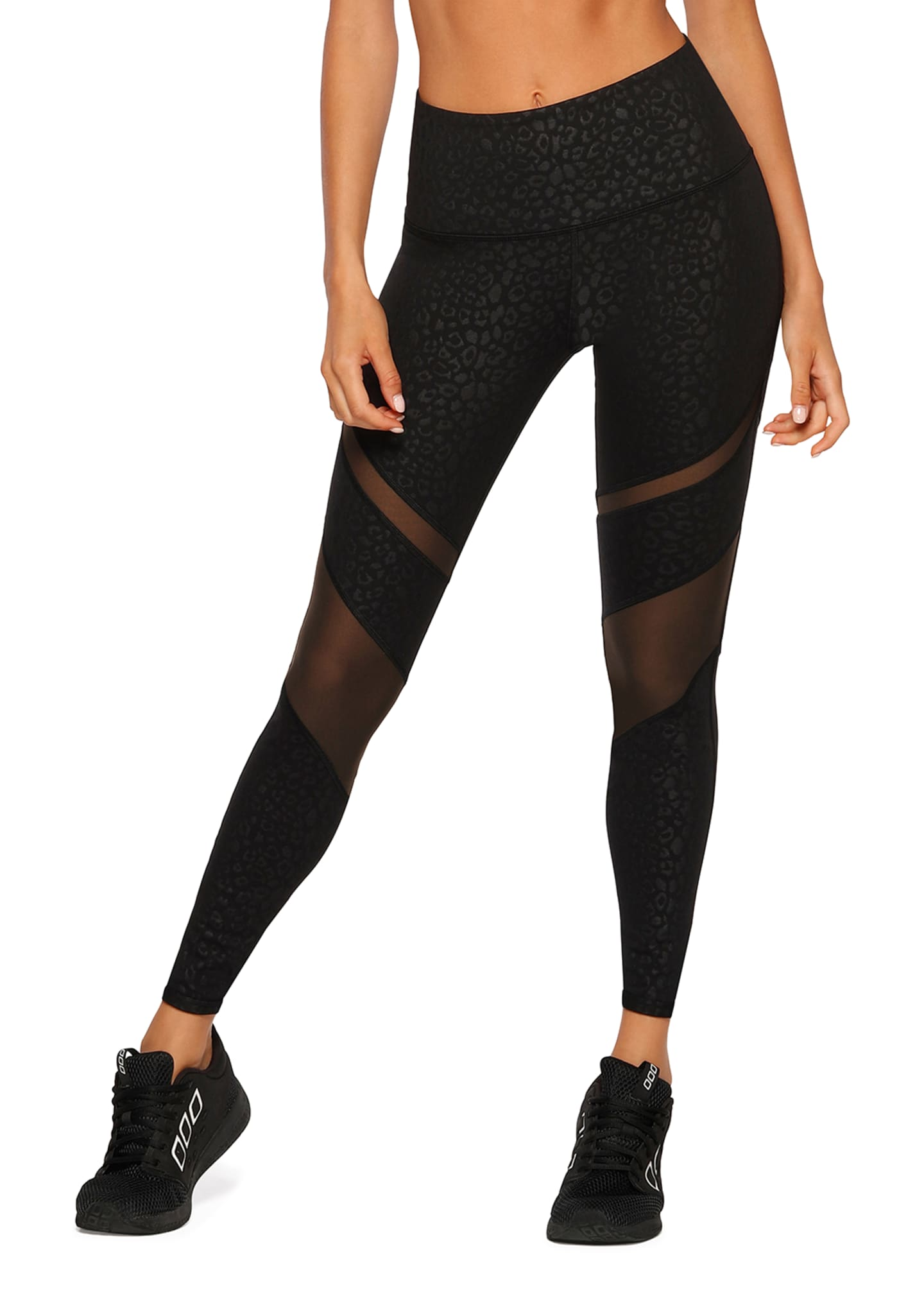 Lorna Jane Panther Core Full-Length Tights