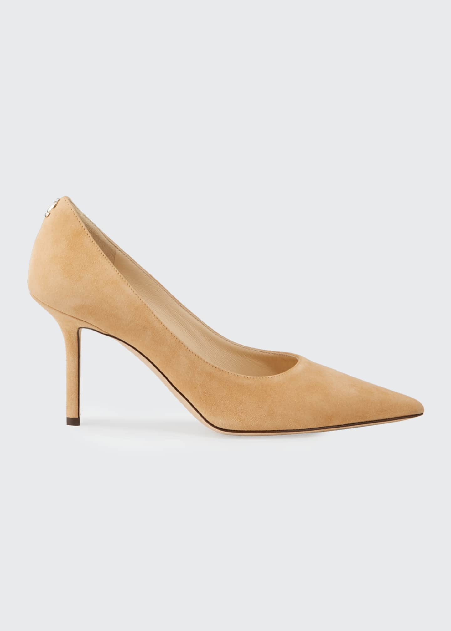 Image 1 of 4: Love Suede 85mm Pumps