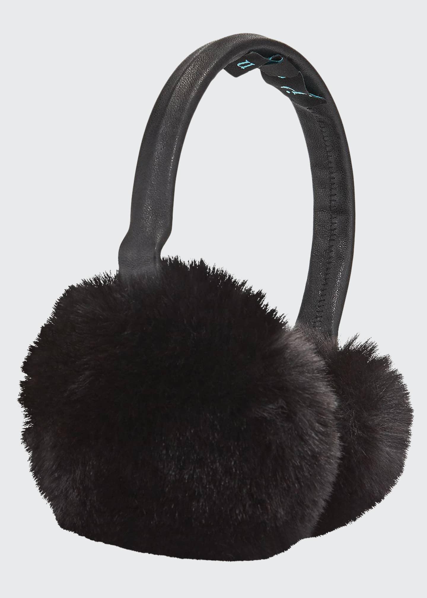 Jocelyn Faux-Fur Earmuffs