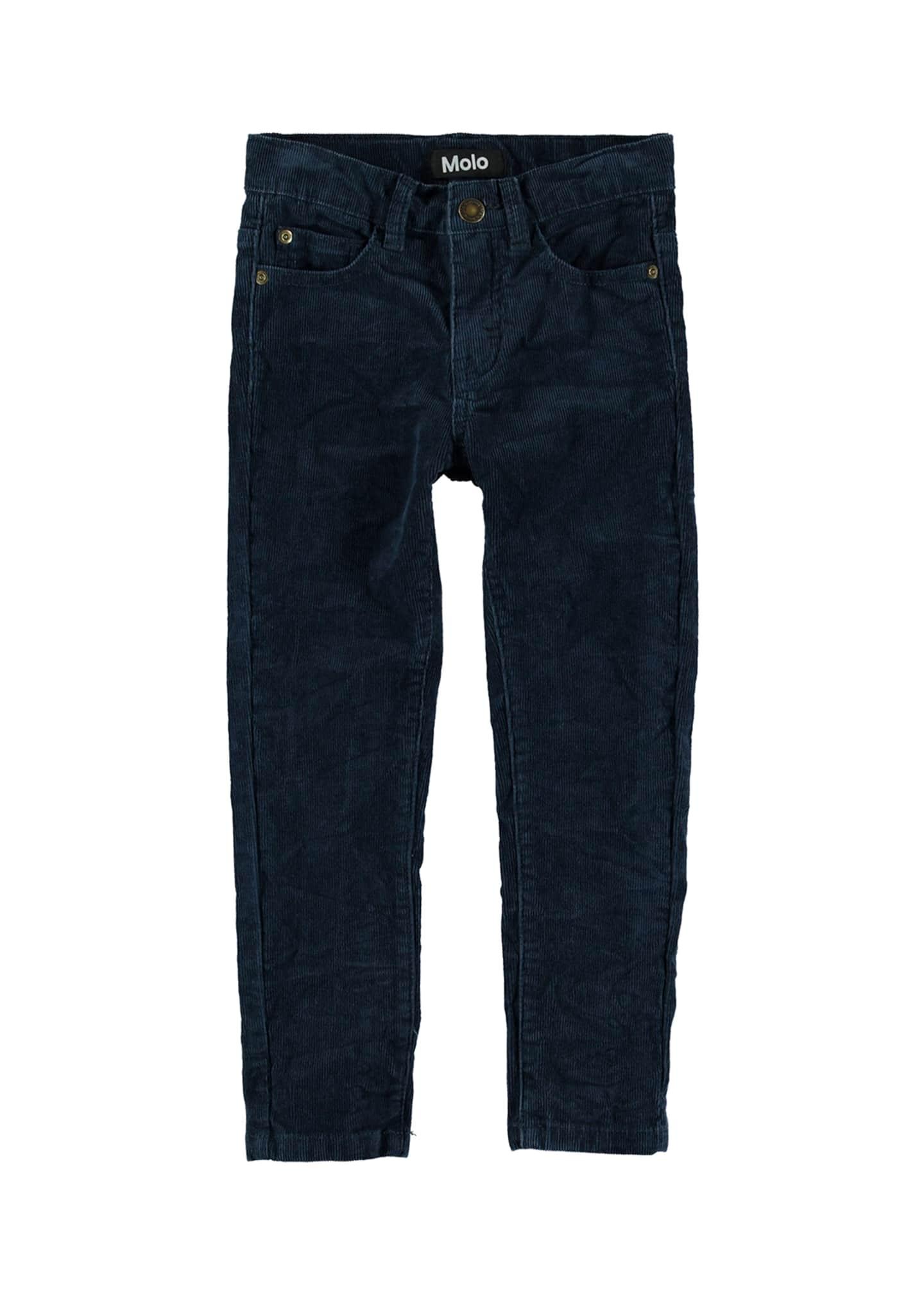 Molo Boy's Anton Corduroy Pants, Size 4-12