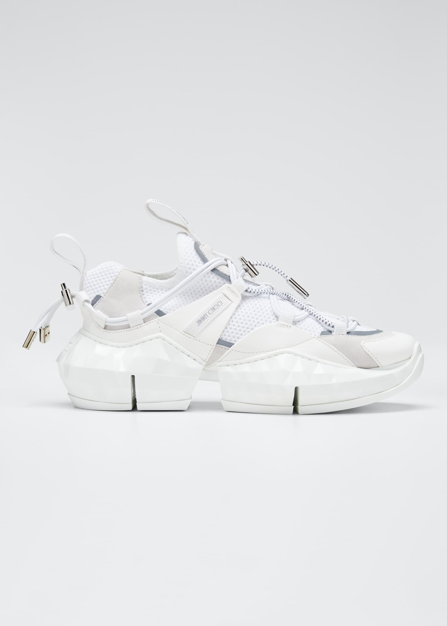 Image 1 of 5: Diamond Trail Chunky Sneakers