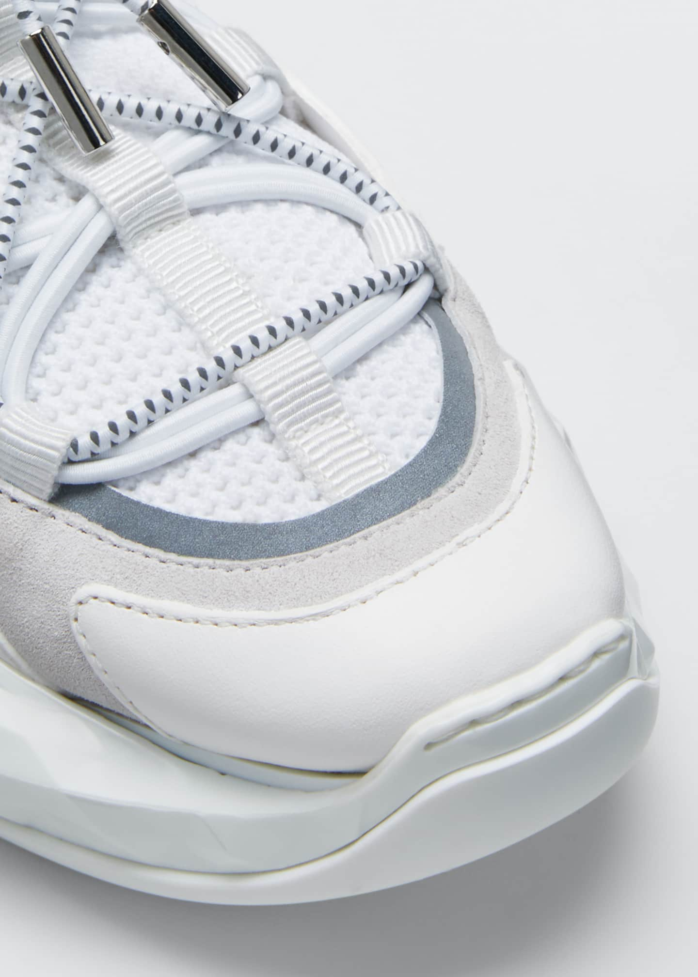 Image 5 of 5: Diamond Trail Chunky Sneakers