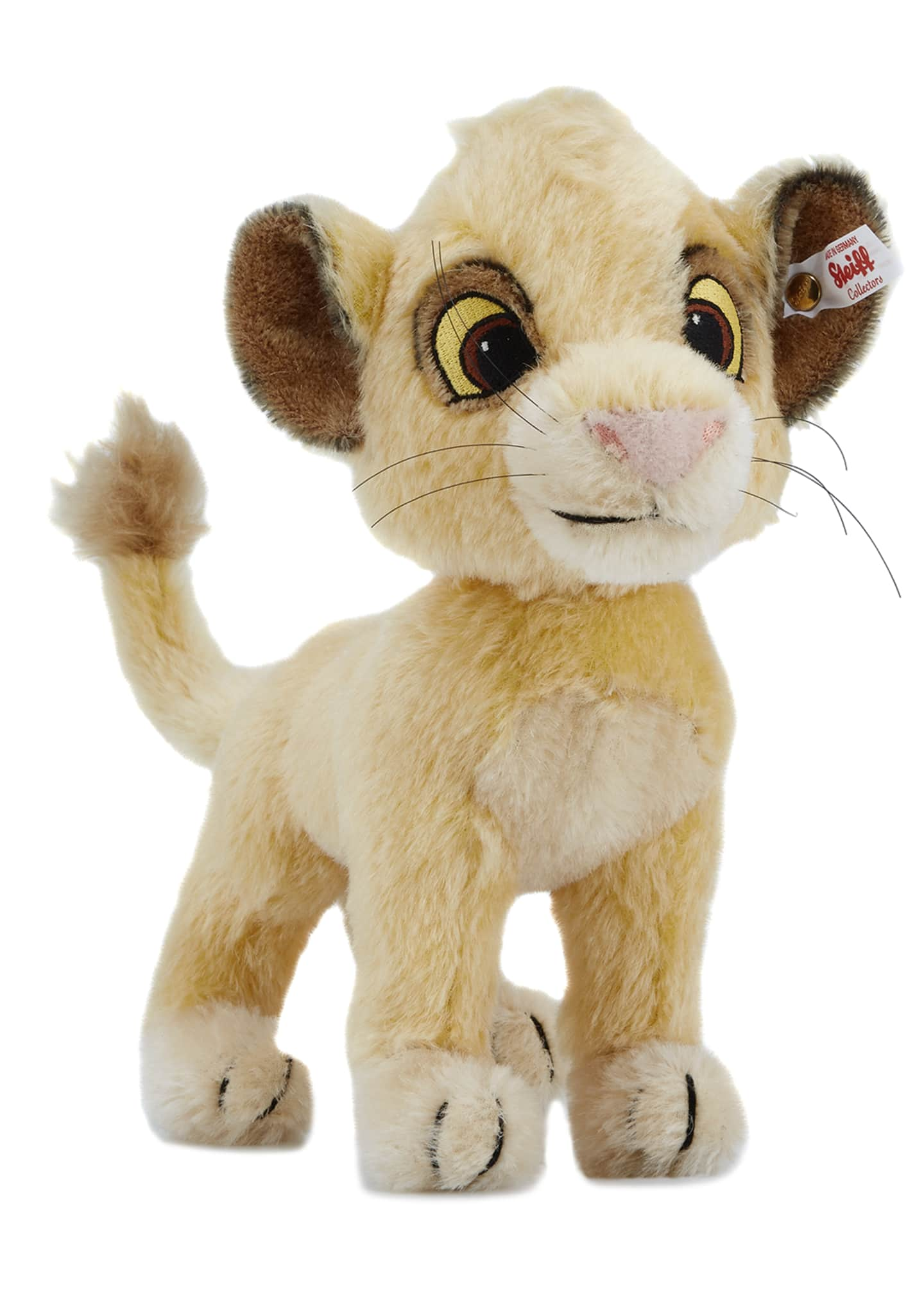 Image 1 of 1: Disney Lion King Simba Special Edition Plush
