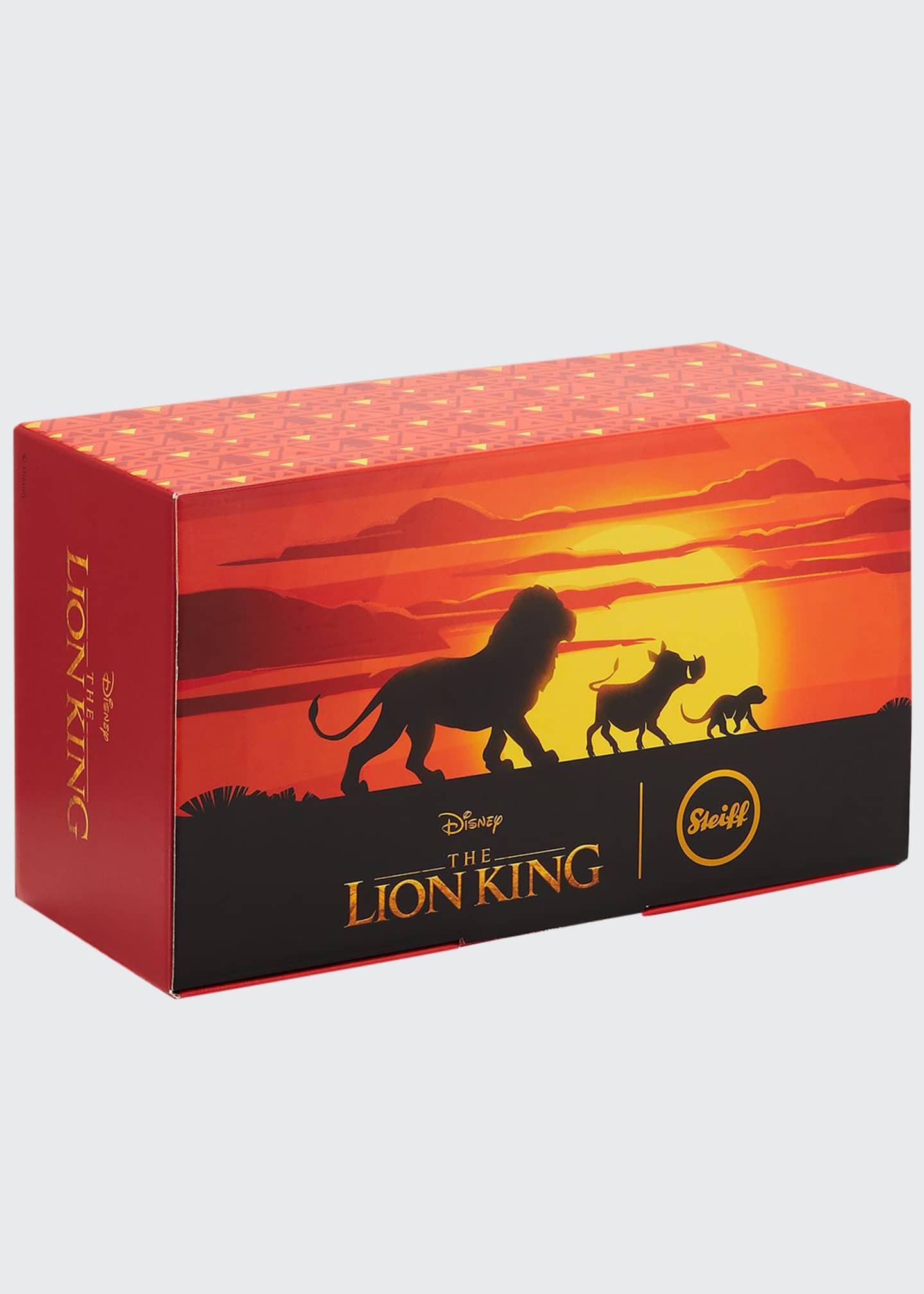 Image 1 of 2: Disney Lion King Gift Set