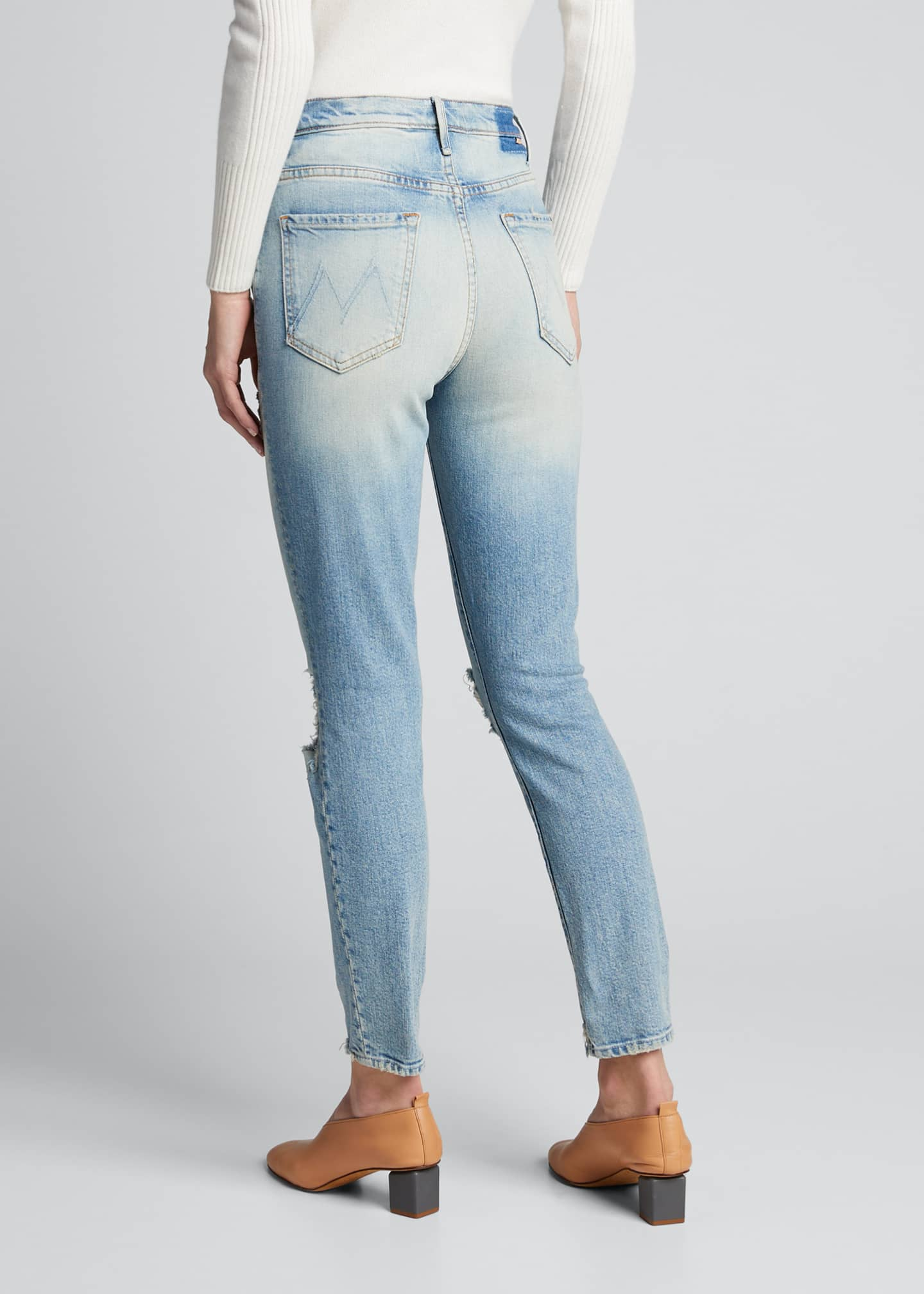 Image 2 of 5: The Super Stunner Ankle Skinny Jeans