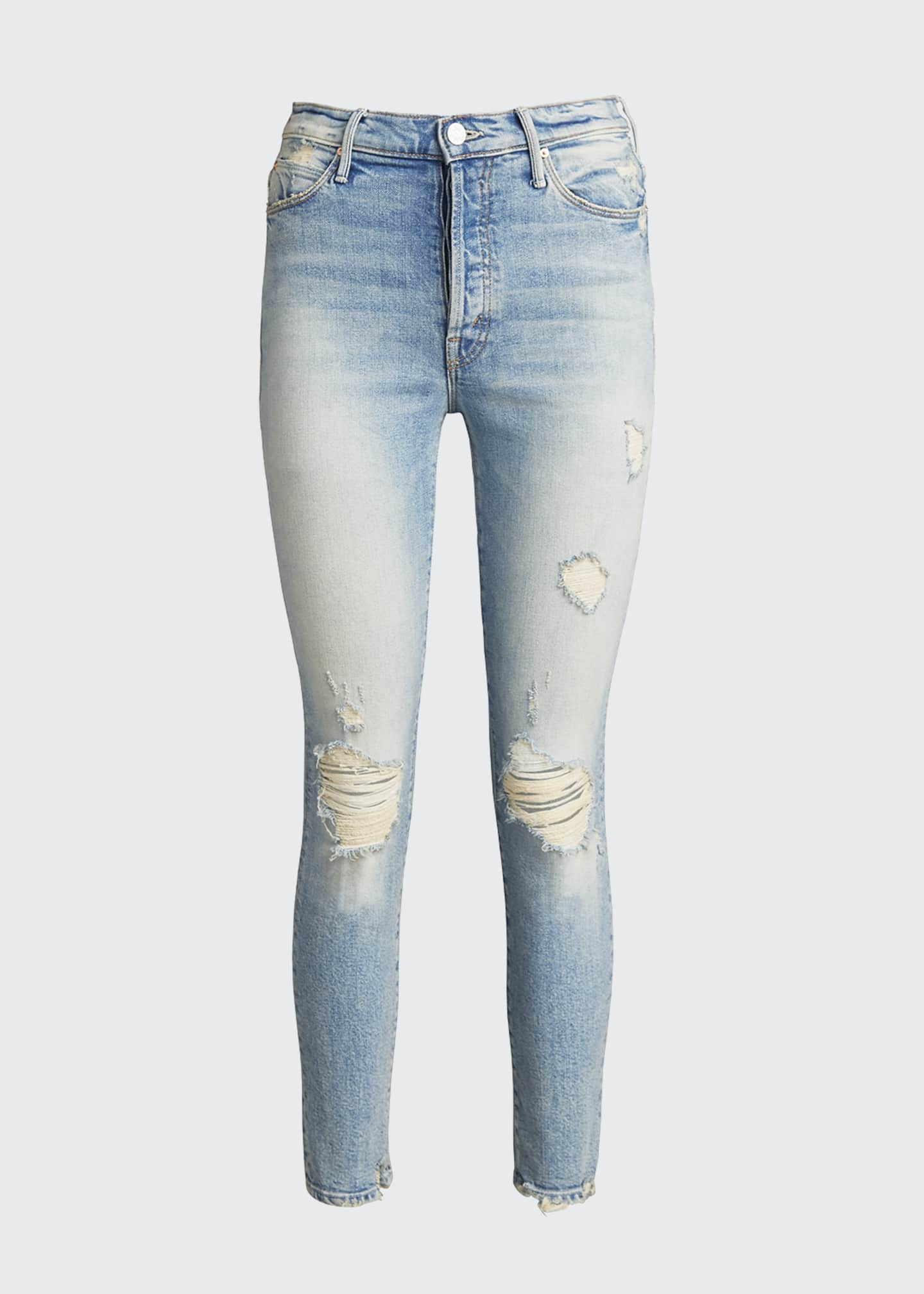 Image 5 of 5: The Super Stunner Ankle Skinny Jeans