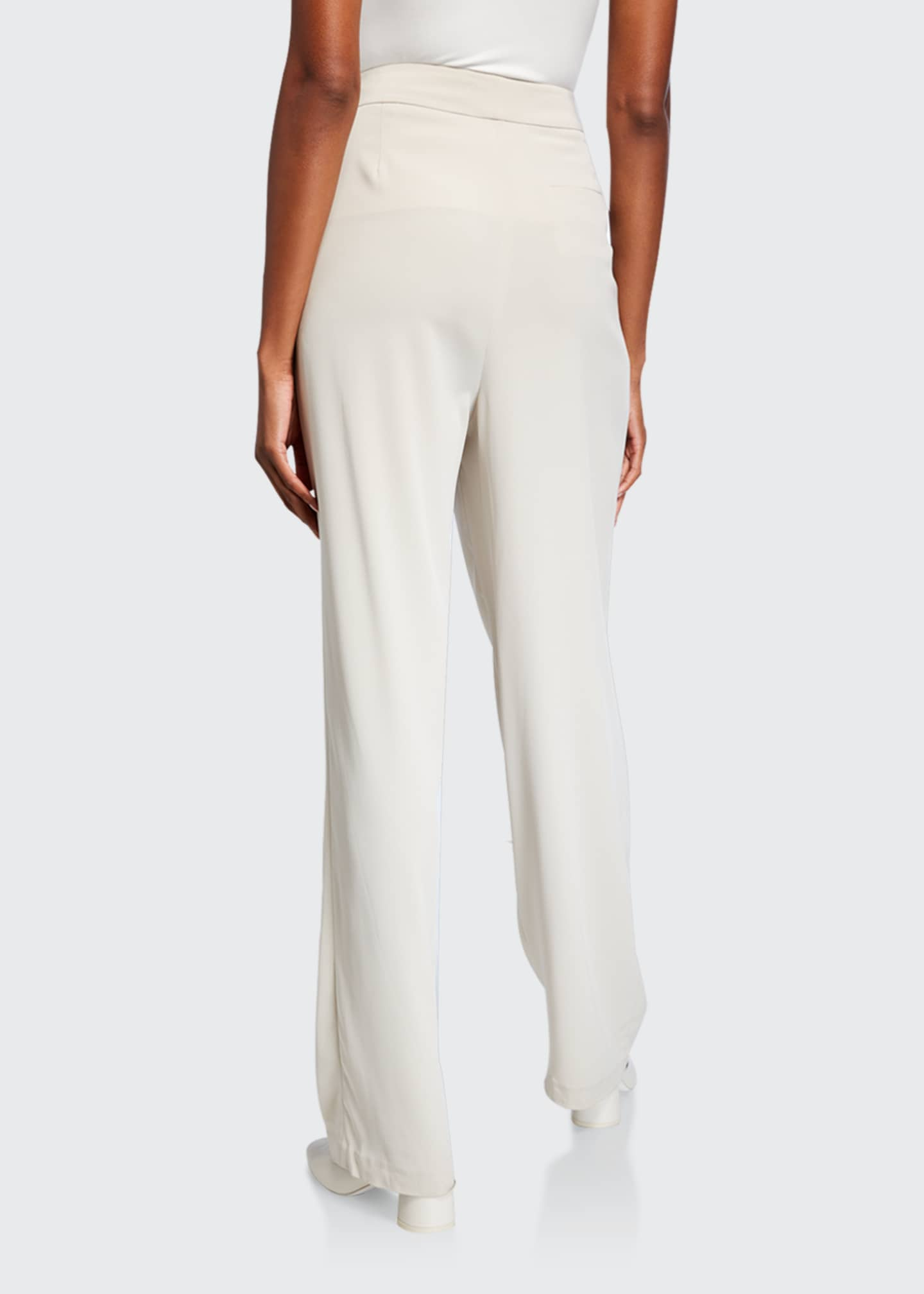 Image 2 of 3: Relaxed Leg Trousers
