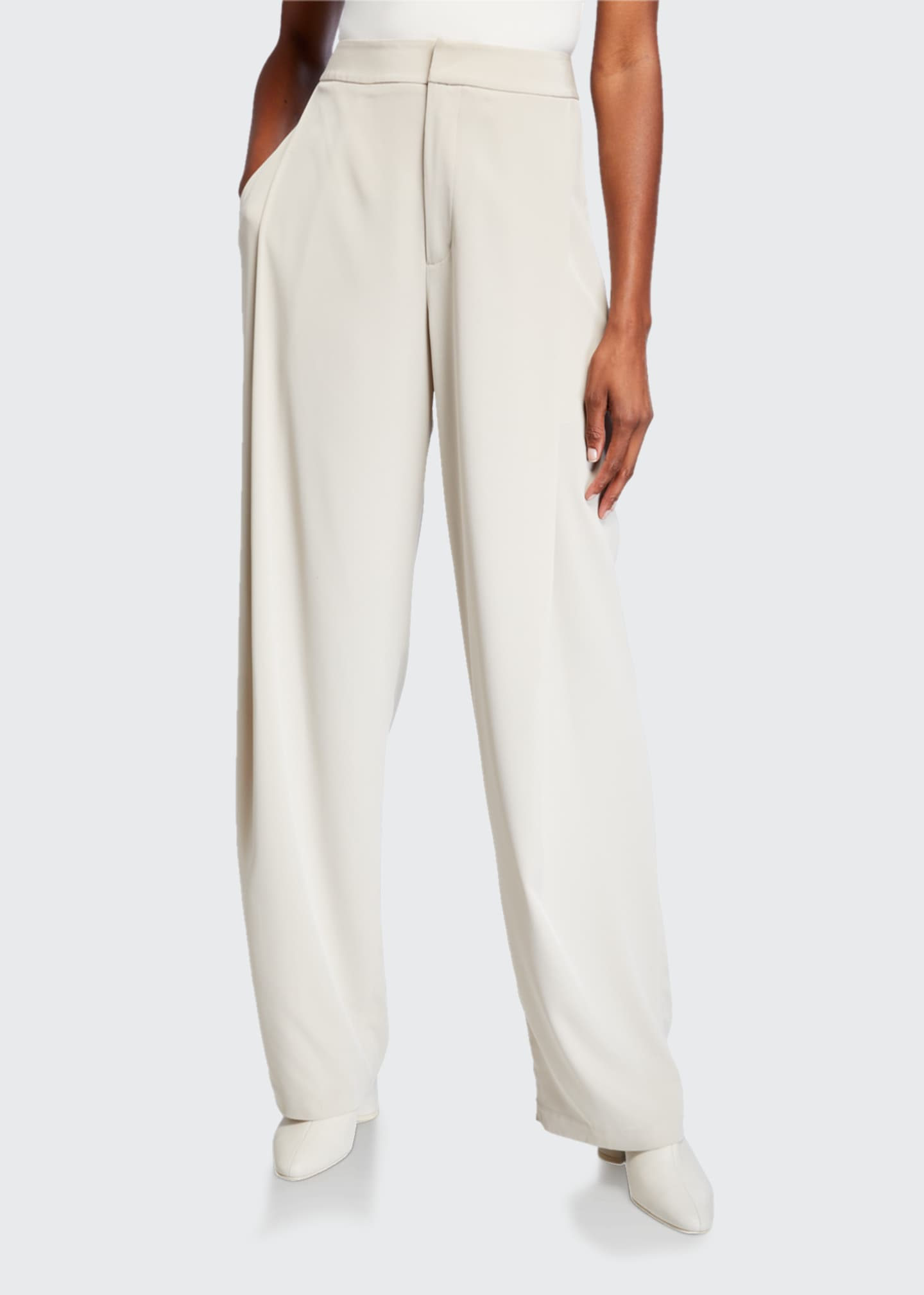 Image 3 of 3: Relaxed Leg Trousers