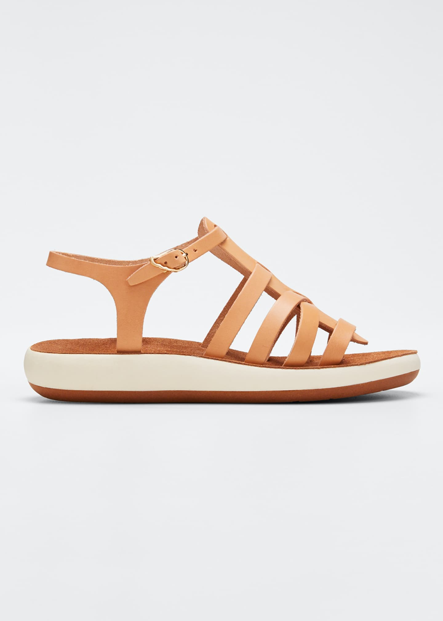Ancient Greek Sandals Aristi Comfort Ankle Sandals