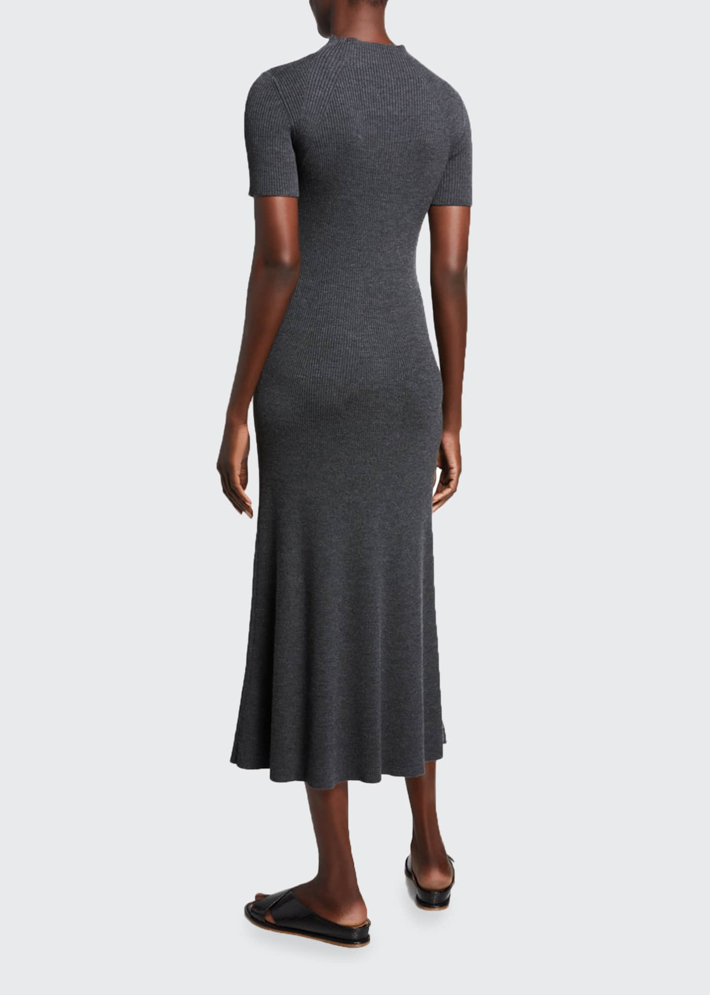 Image 2 of 2: Clare Short-Sleeve Dress