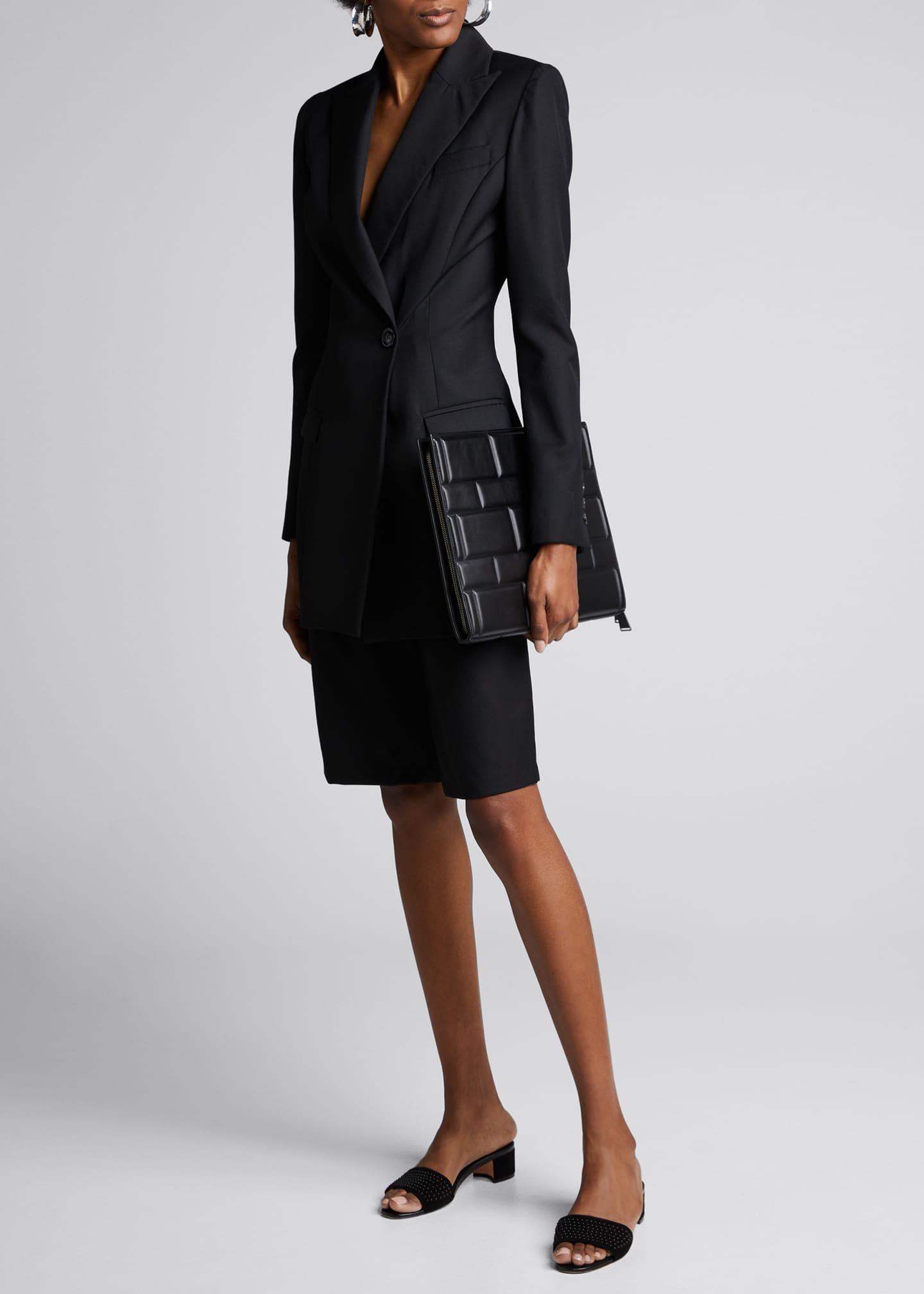 Anna Quan Sienna Longline Wool Jacket