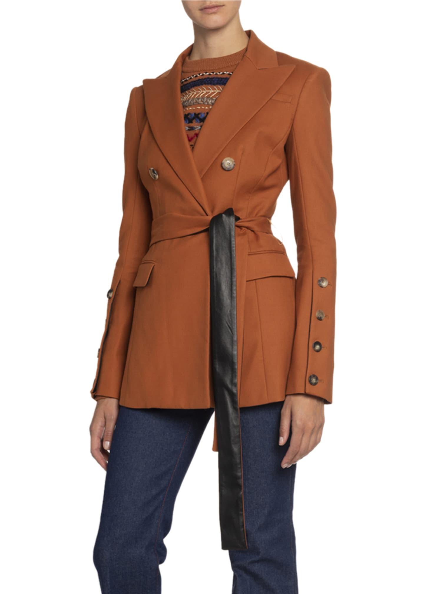 Altuzarra Double-Breasted Jacket