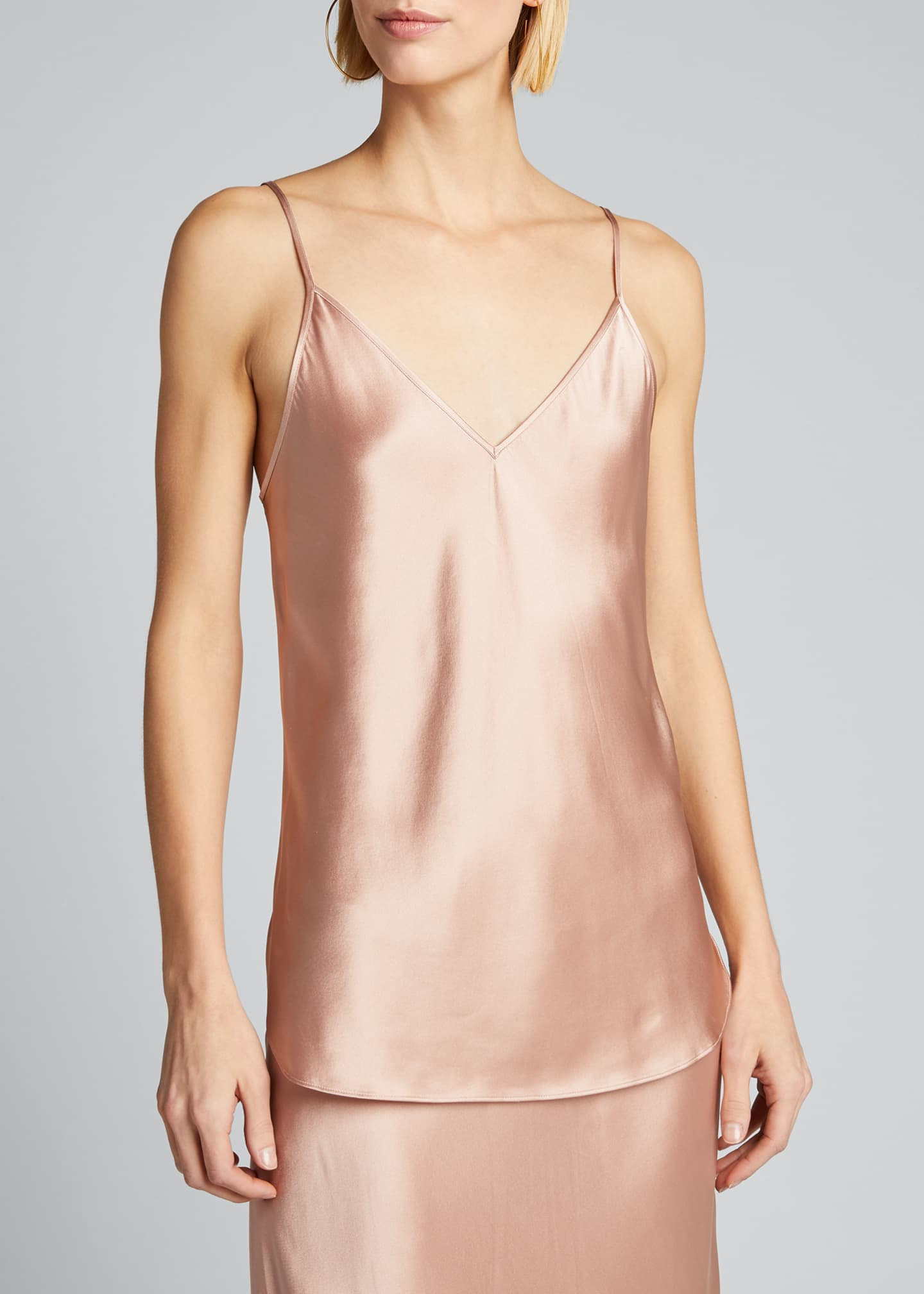Image 3 of 5: Stella Silk Cami