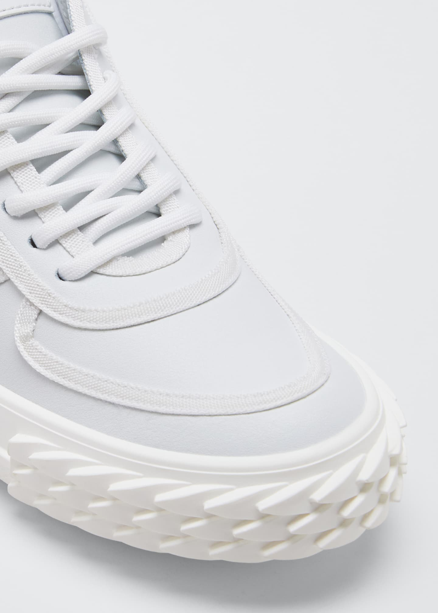 Image 3 of 3: Gomma Blabber Mono Sneakers