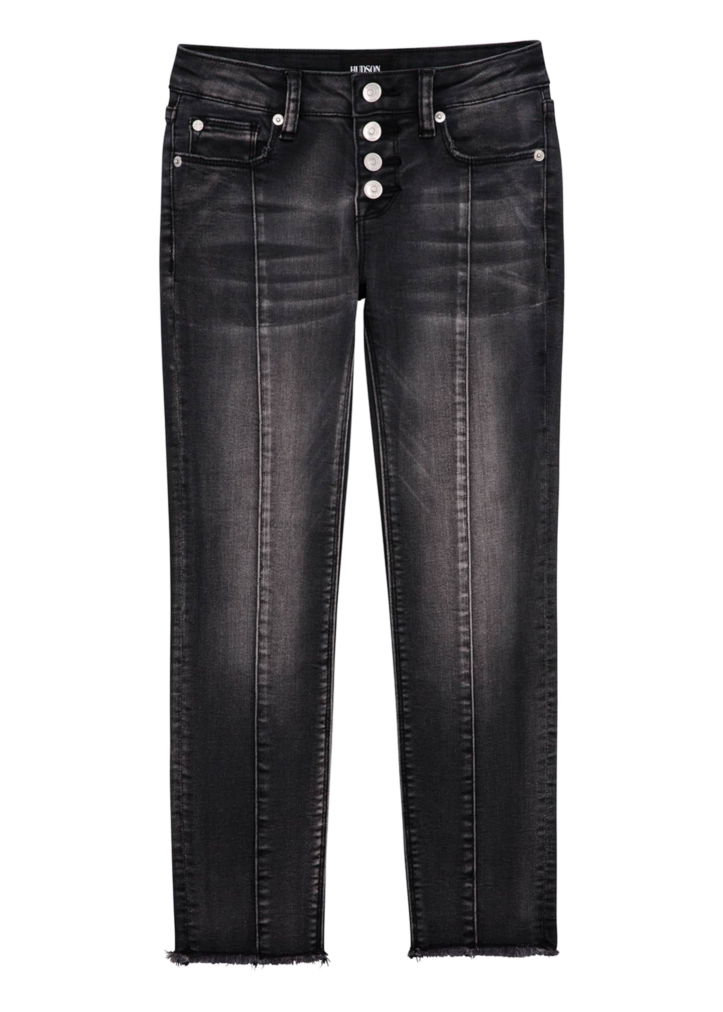 Hudson Girls' 5-Pocket Ankle Skinny w/ Front Seams,