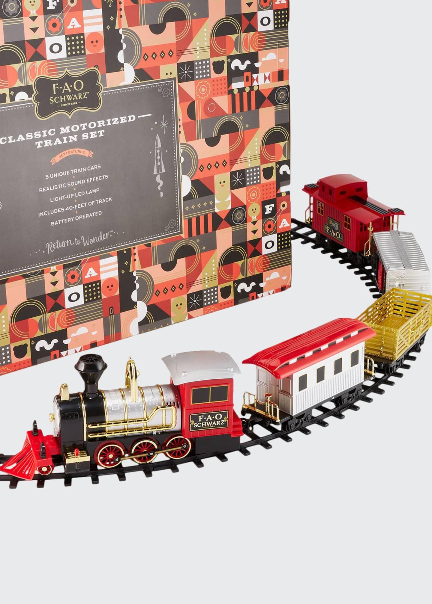 Fao schwarz train