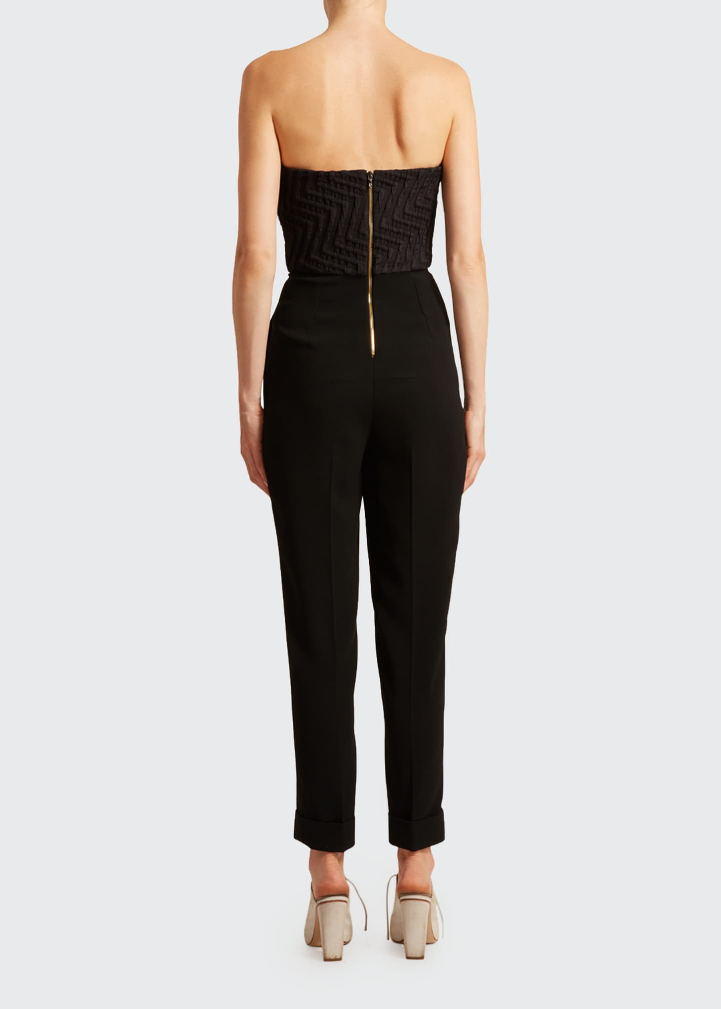 Image 2 of 2: Haye Puckered Jumpsuit
