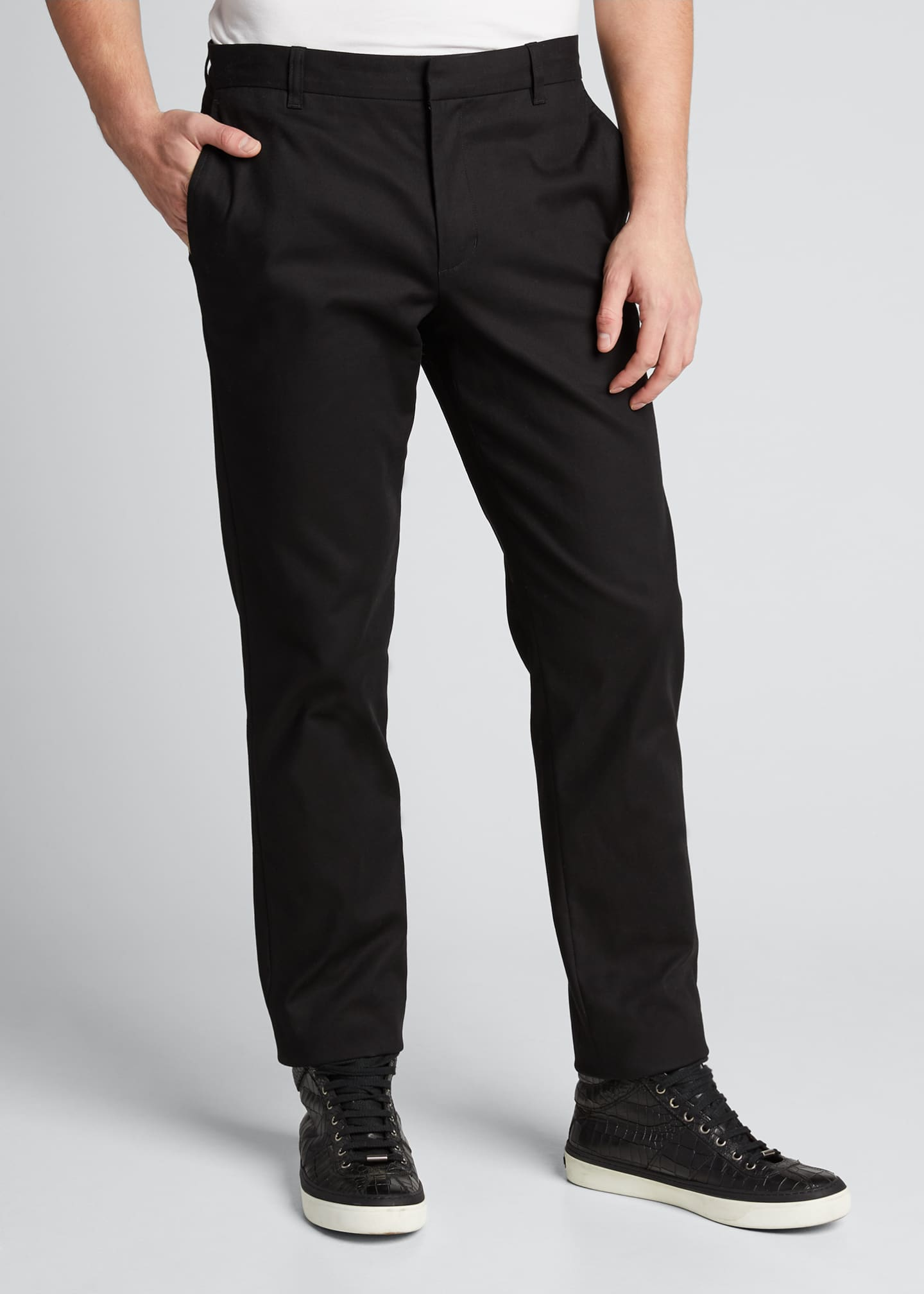 Image 2 of 4: Men's Dylan 5-Pocket Straight-Leg Pants
