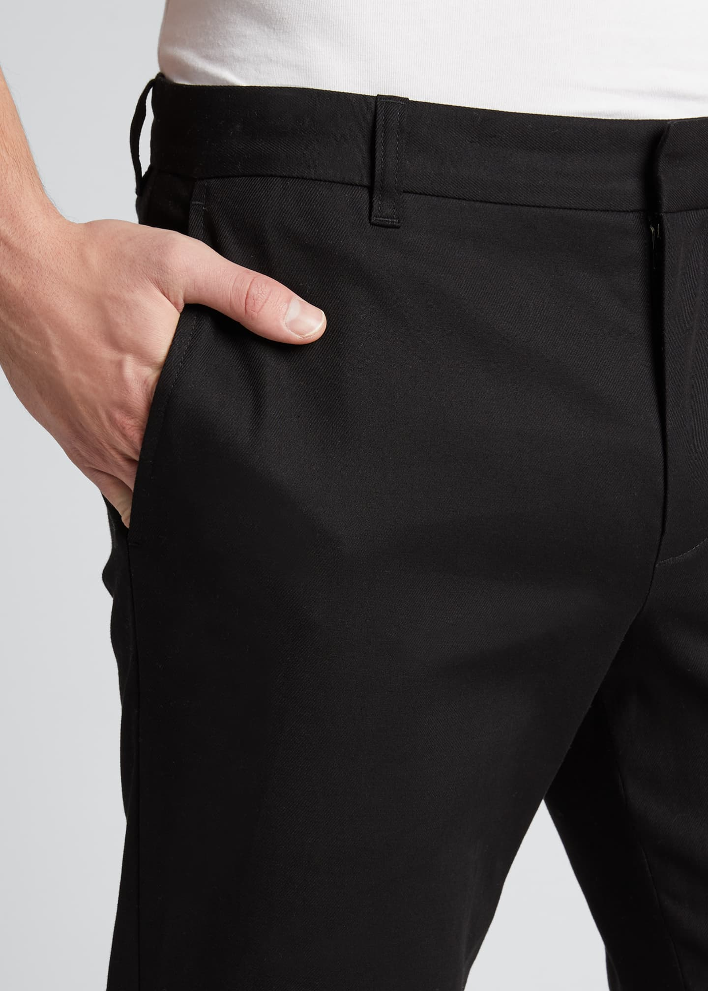 Image 3 of 4: Men's Dylan 5-Pocket Straight-Leg Pants