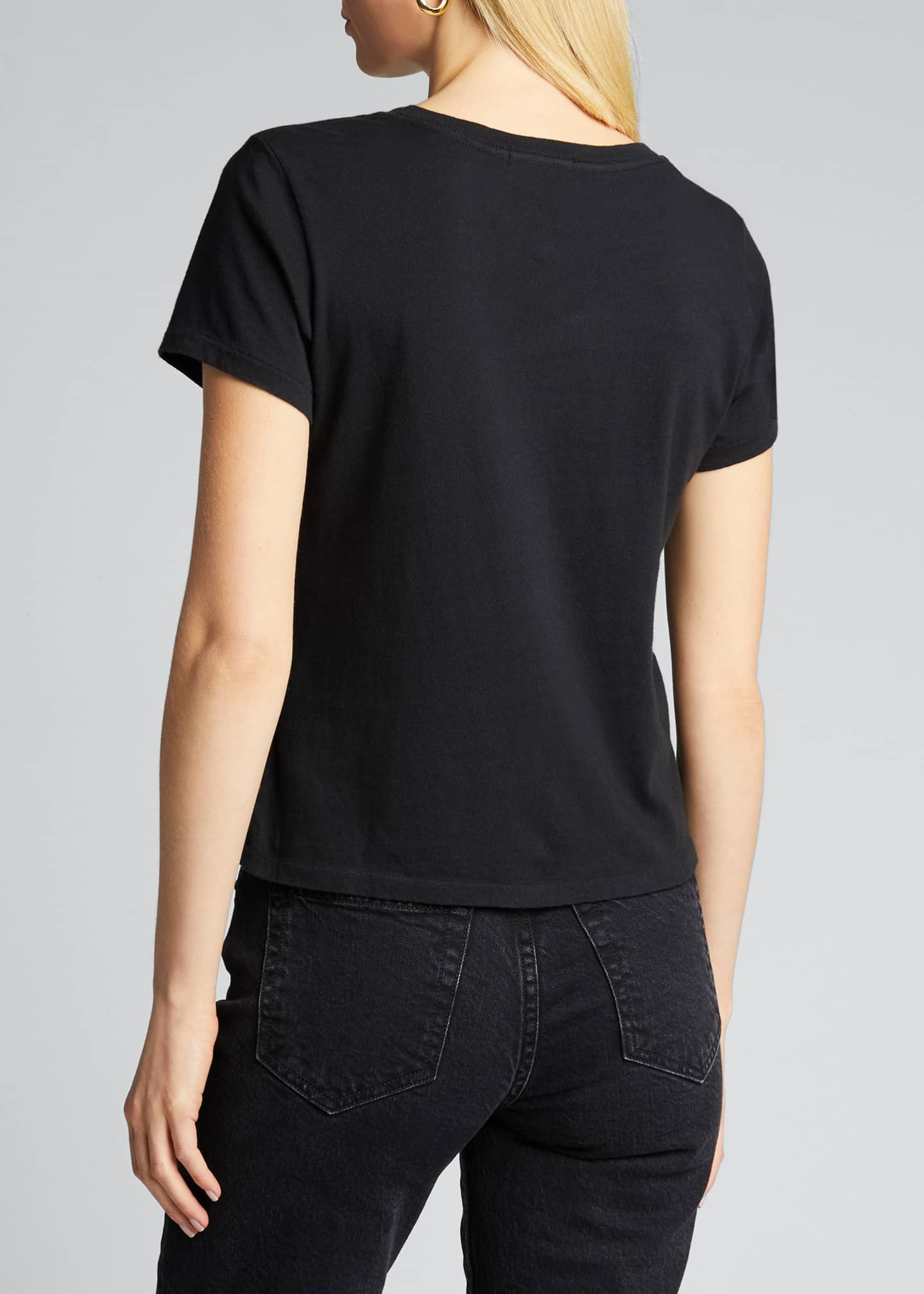 Image 2 of 4: Linda Short-Sleeve Tee