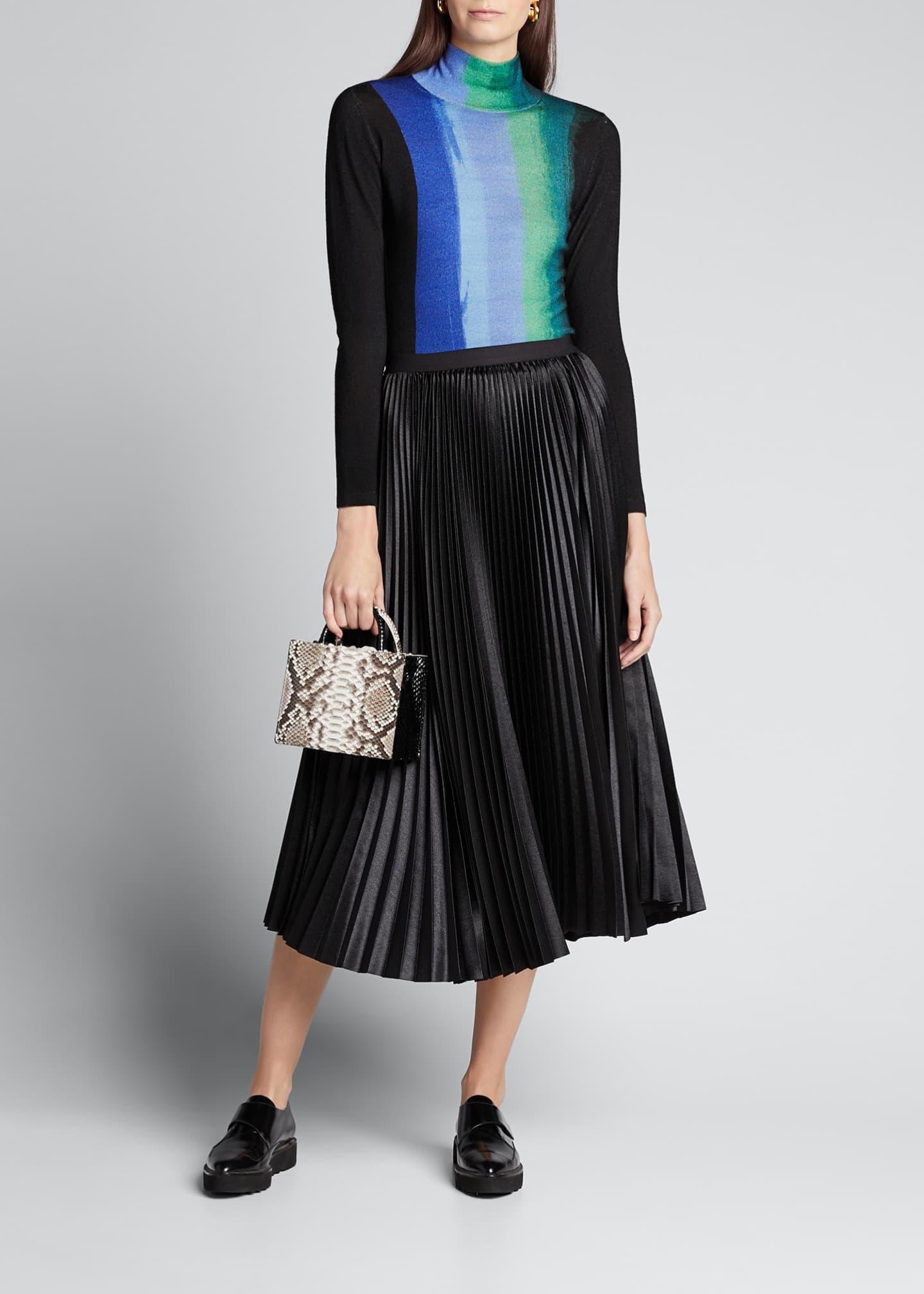 Diane von Furstenberg Brandy Wool Turtleneck Sweater