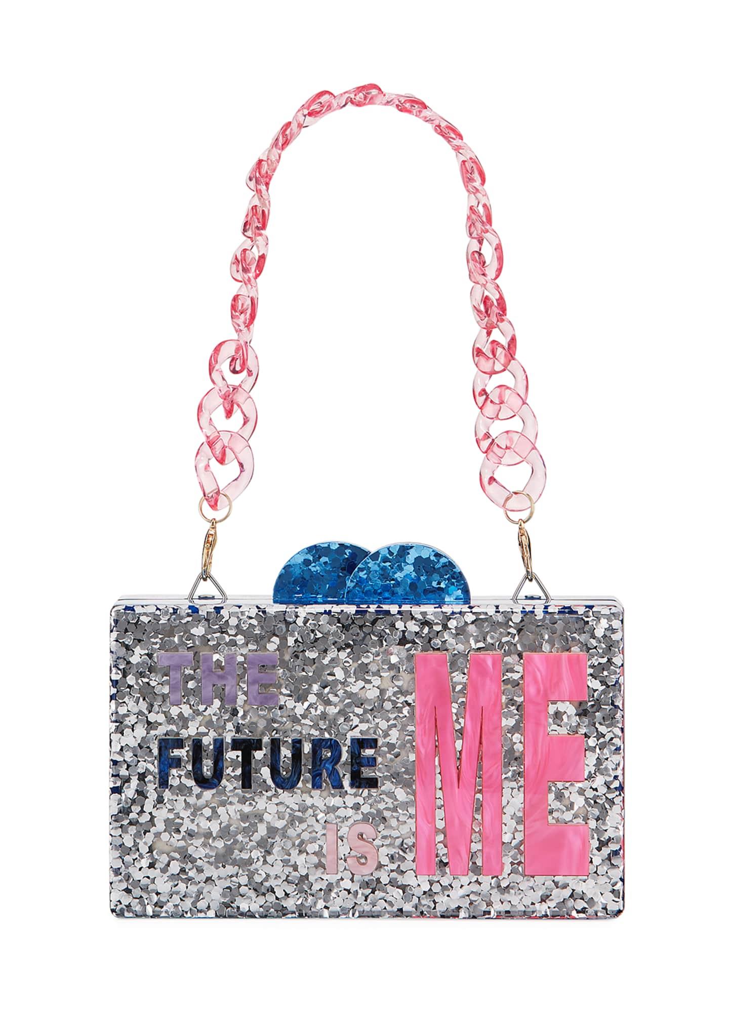 Bari Lynn Girl's The Future Is Me Acrylic