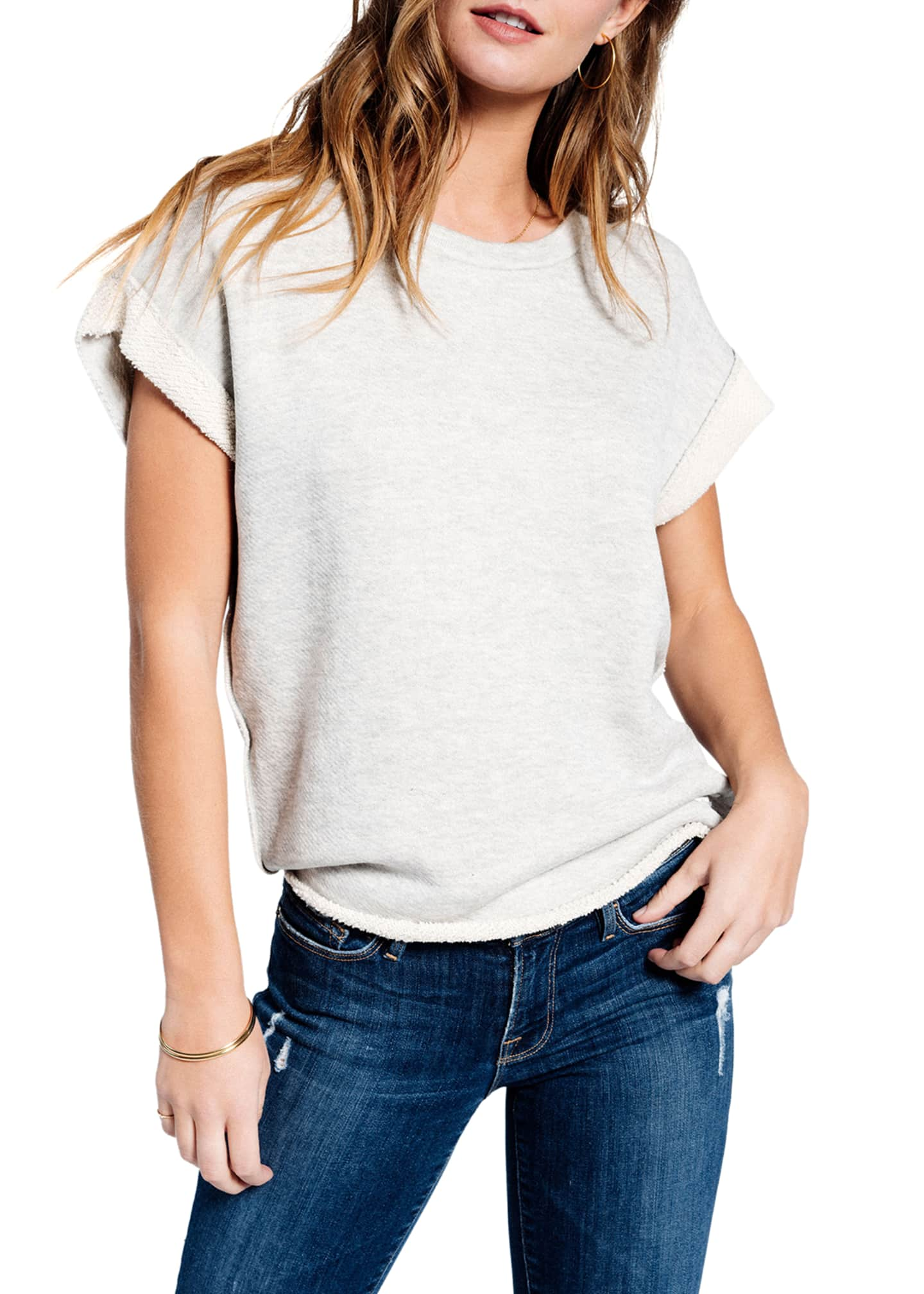 Sol Angeles Raw Roma Pullover Top