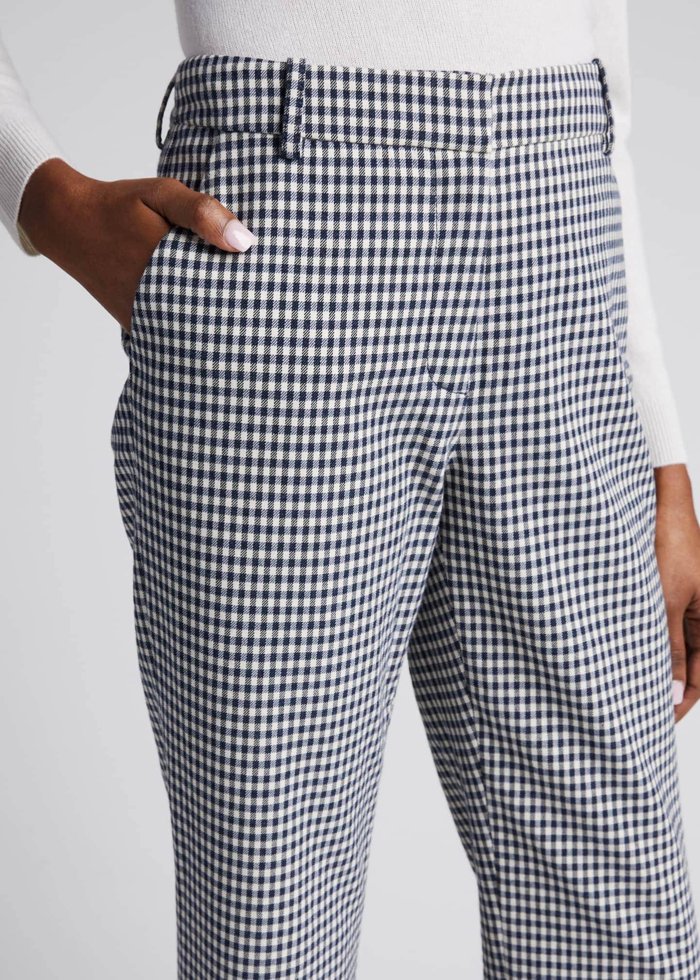 Image 4 of 5: Galen Straight Trousers