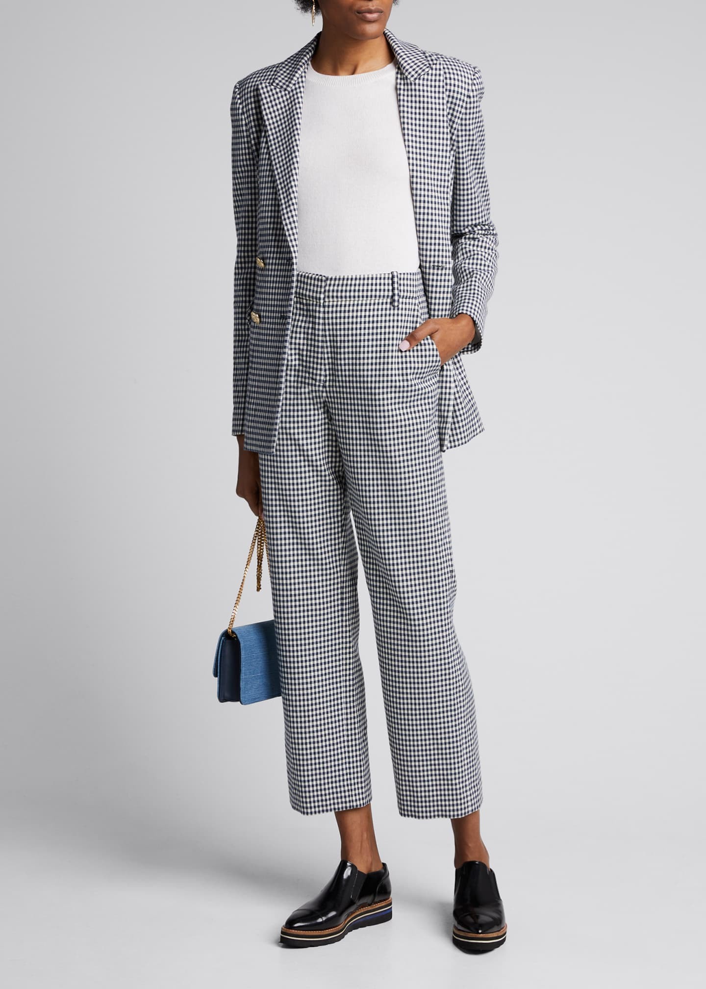 Image 1 of 5: Galen Straight Trousers