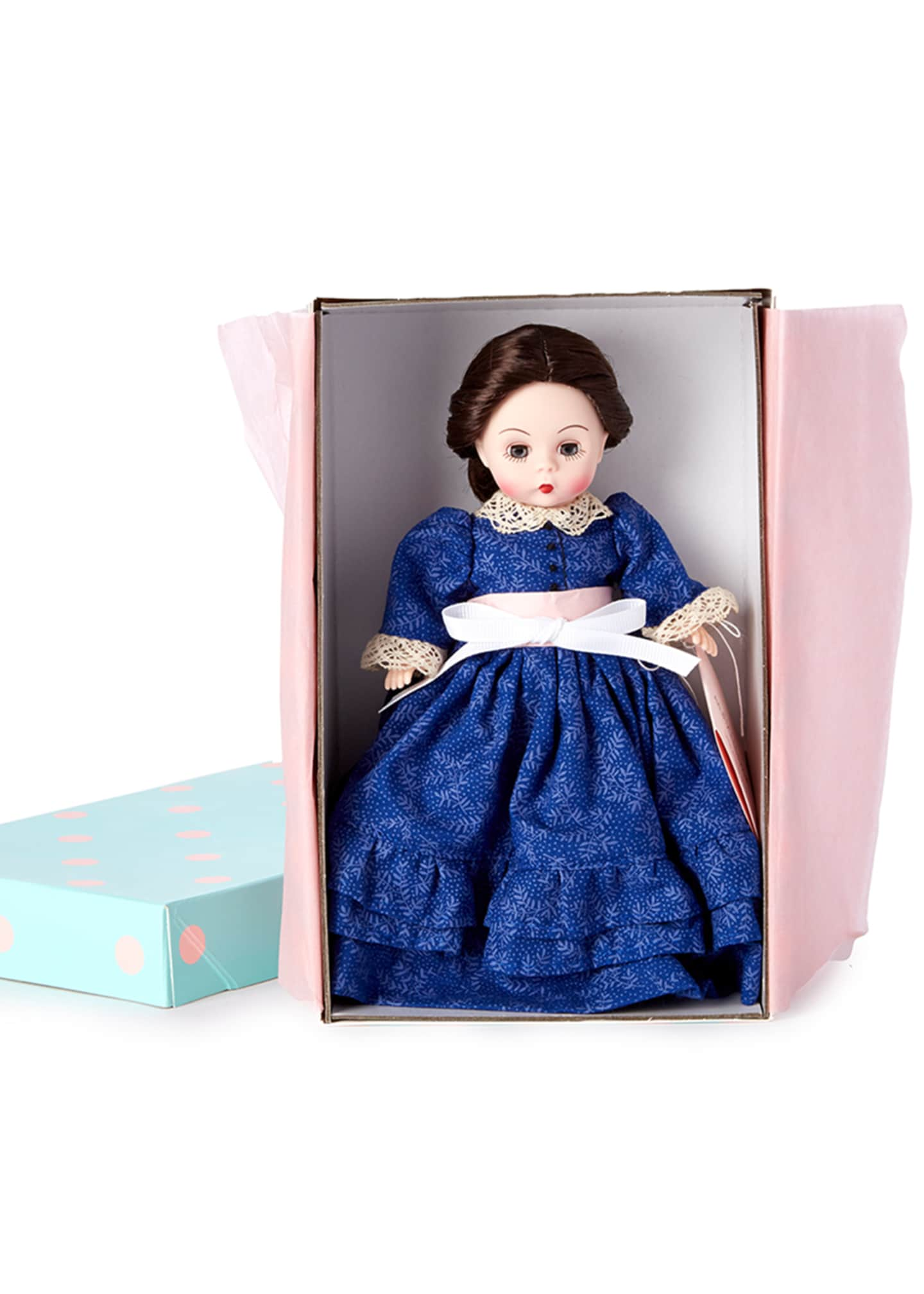 Image 2 of 5: Little Women Meg Doll, 8""