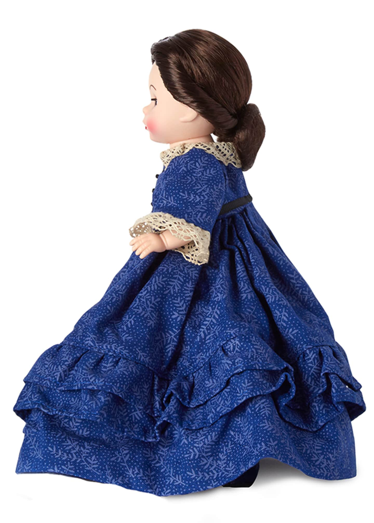Image 3 of 5: Little Women Meg Doll, 8""