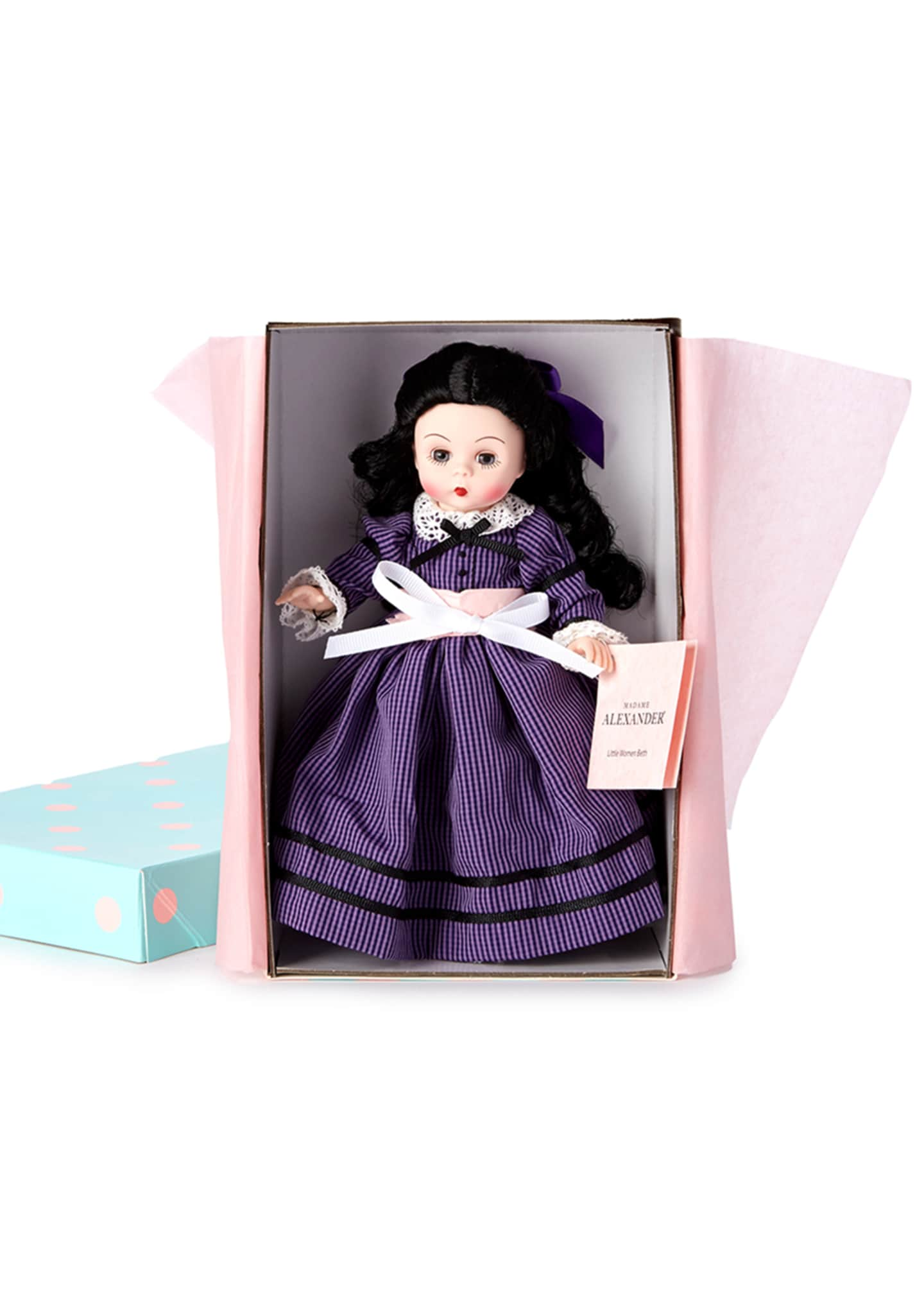 Image 2 of 5: Little Women Beth Doll, 8""