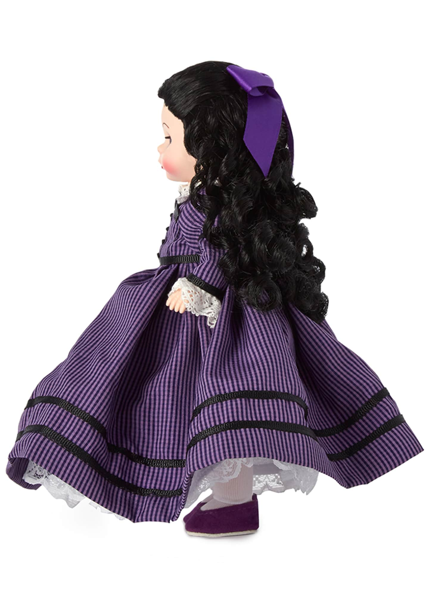 Image 3 of 5: Little Women Beth Doll, 8""