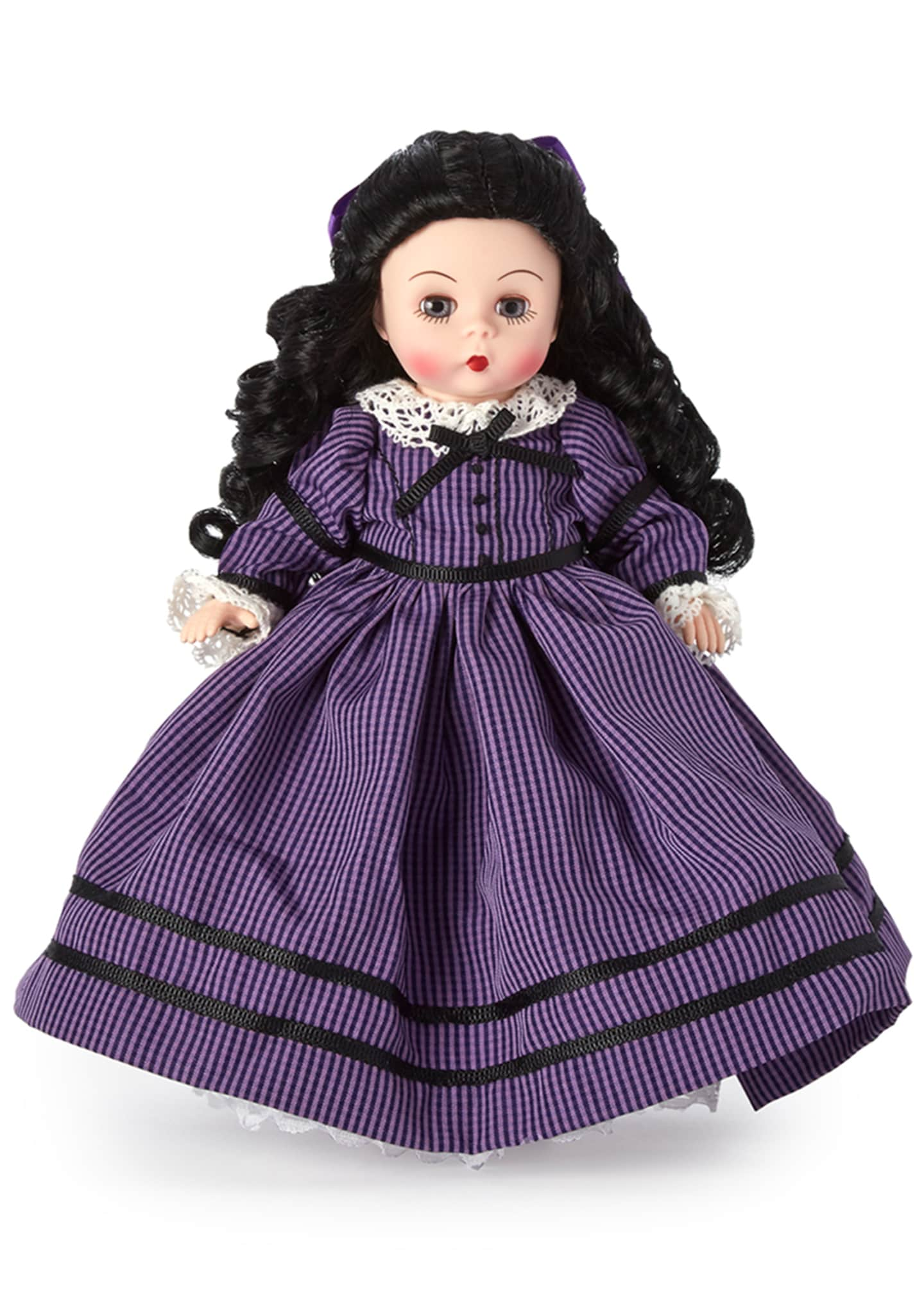 Image 1 of 5: Little Women Beth Doll, 8""