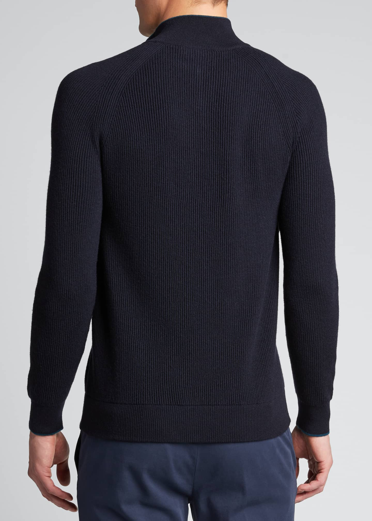 Image 2 of 5: Men's Riverside Mezzocolo Cashmere Sweater