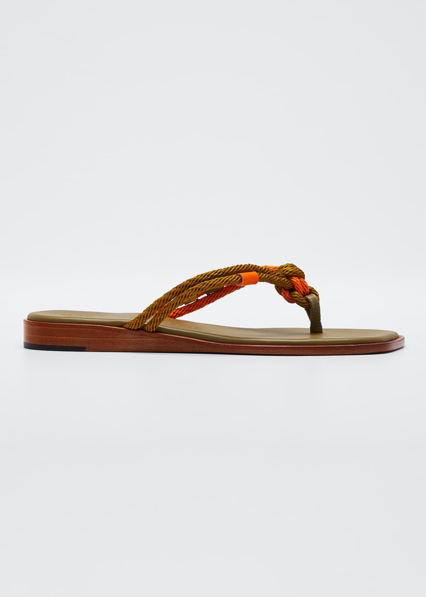 Gray Matters Corda Flip-Flop Slide Sandals