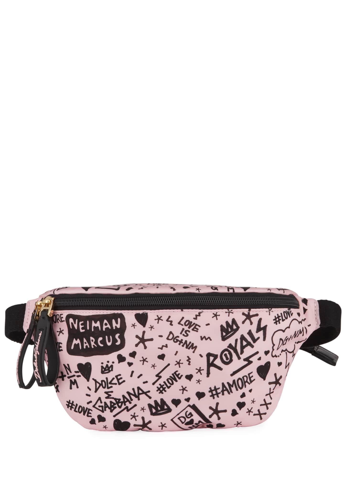Dolce & Gabbana Kids' DG + NM Fanny