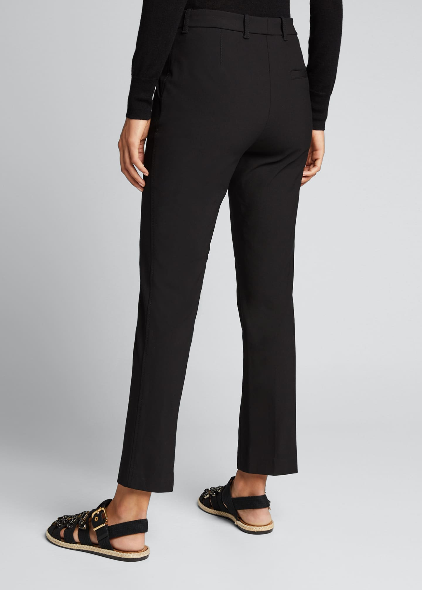 Image 2 of 5: Legging Ankle Pants