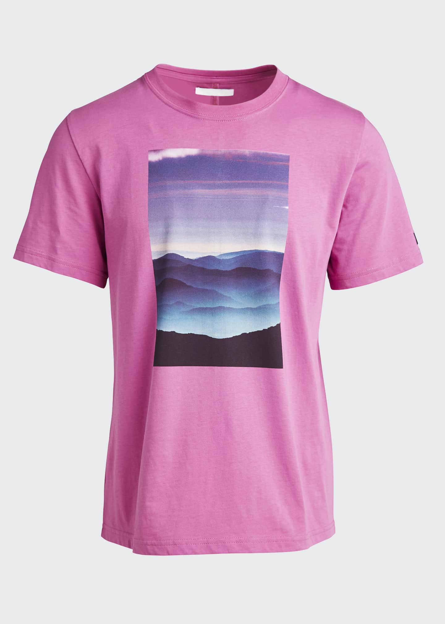 Image 5 of 5: Men's Tatra Landscape Graphic T-Shirt