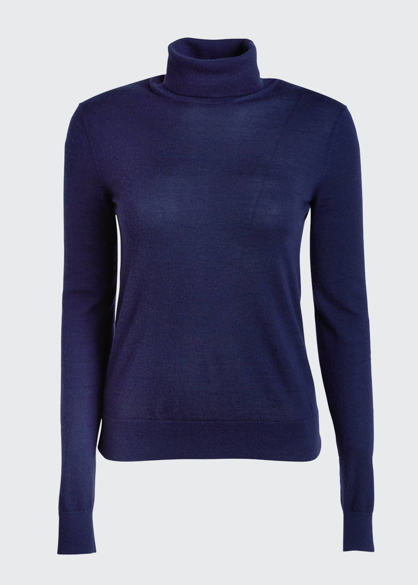 Image 5 of 5: Cashmere Turtleneck Sweater