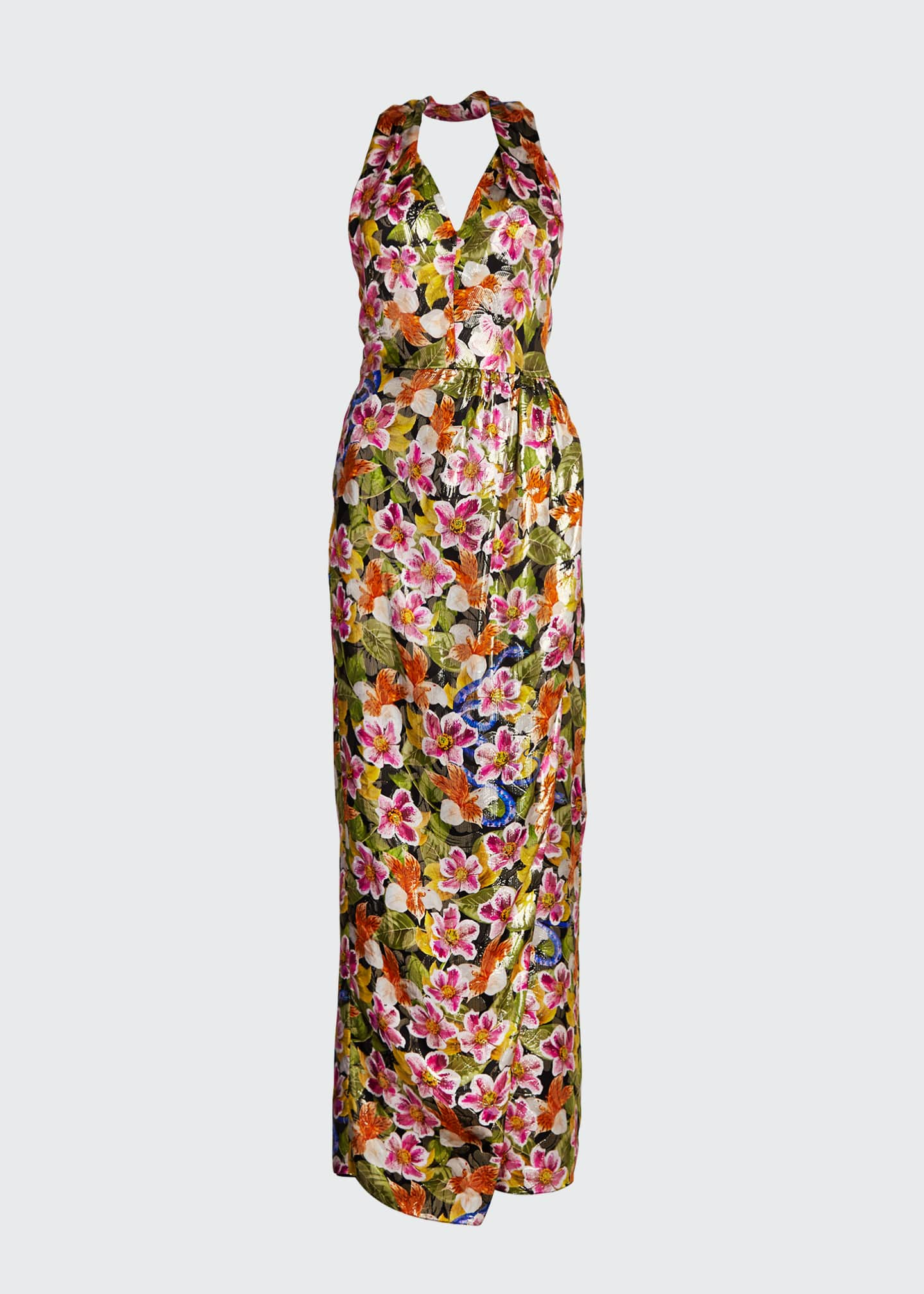 Image 5 of 5: Alyona Twill Cocktail Dress